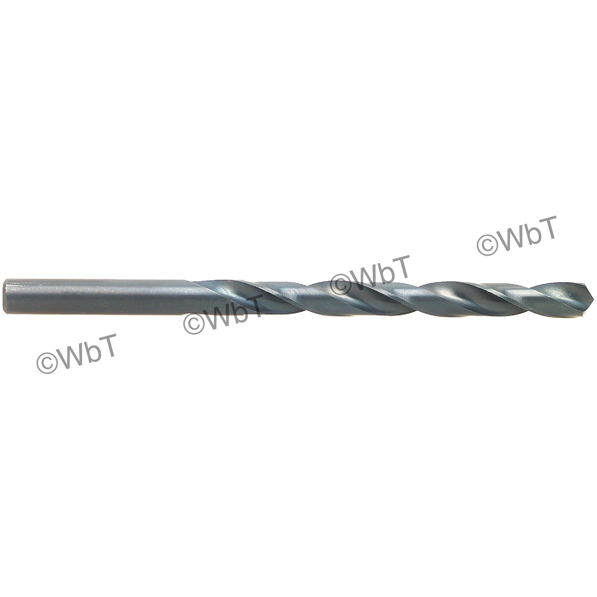 "1/64"" Surface Treated High Speed Steel 135° Split Point Jobbers Length Twist Drill"