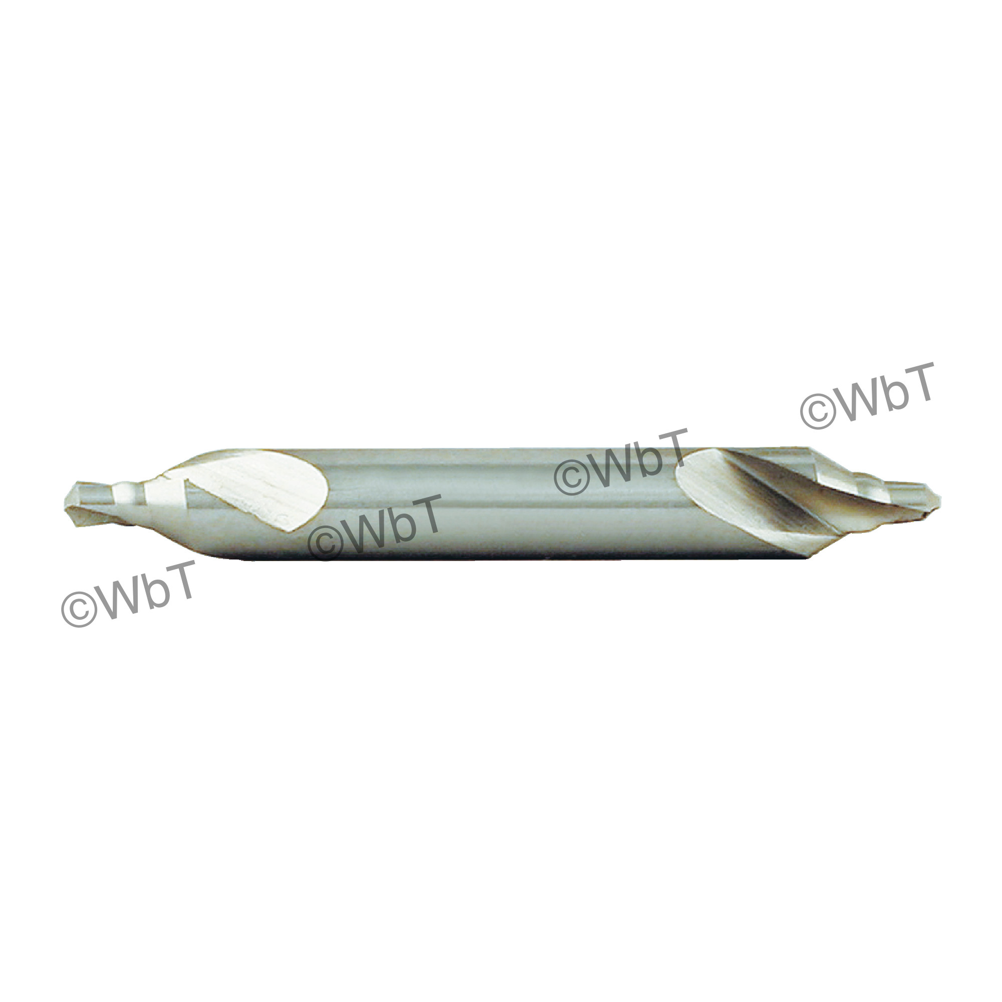 #1 Bulge Type High Speed Steel Combined Drill