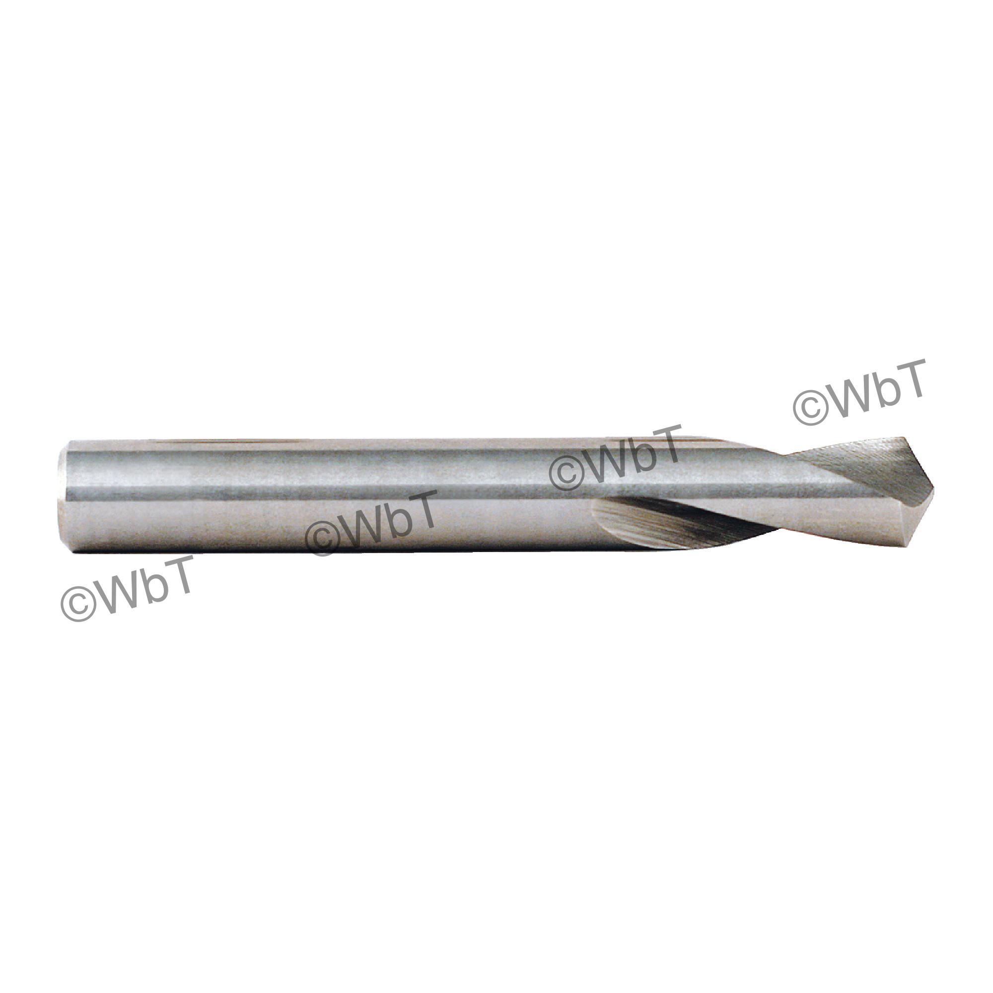 High Speed Steel NC Spotting Drills