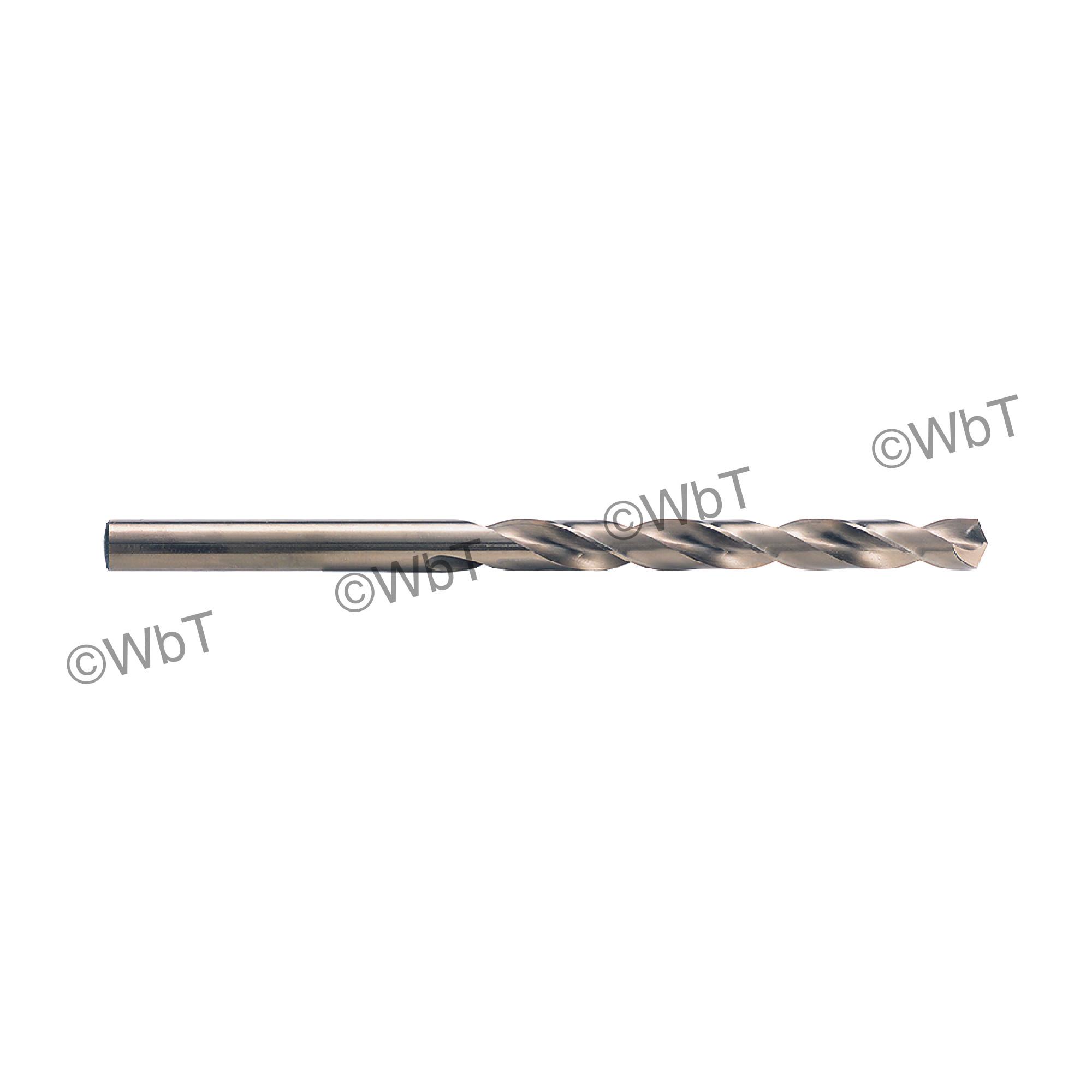 Cobalt Taper Length (Long) Drills