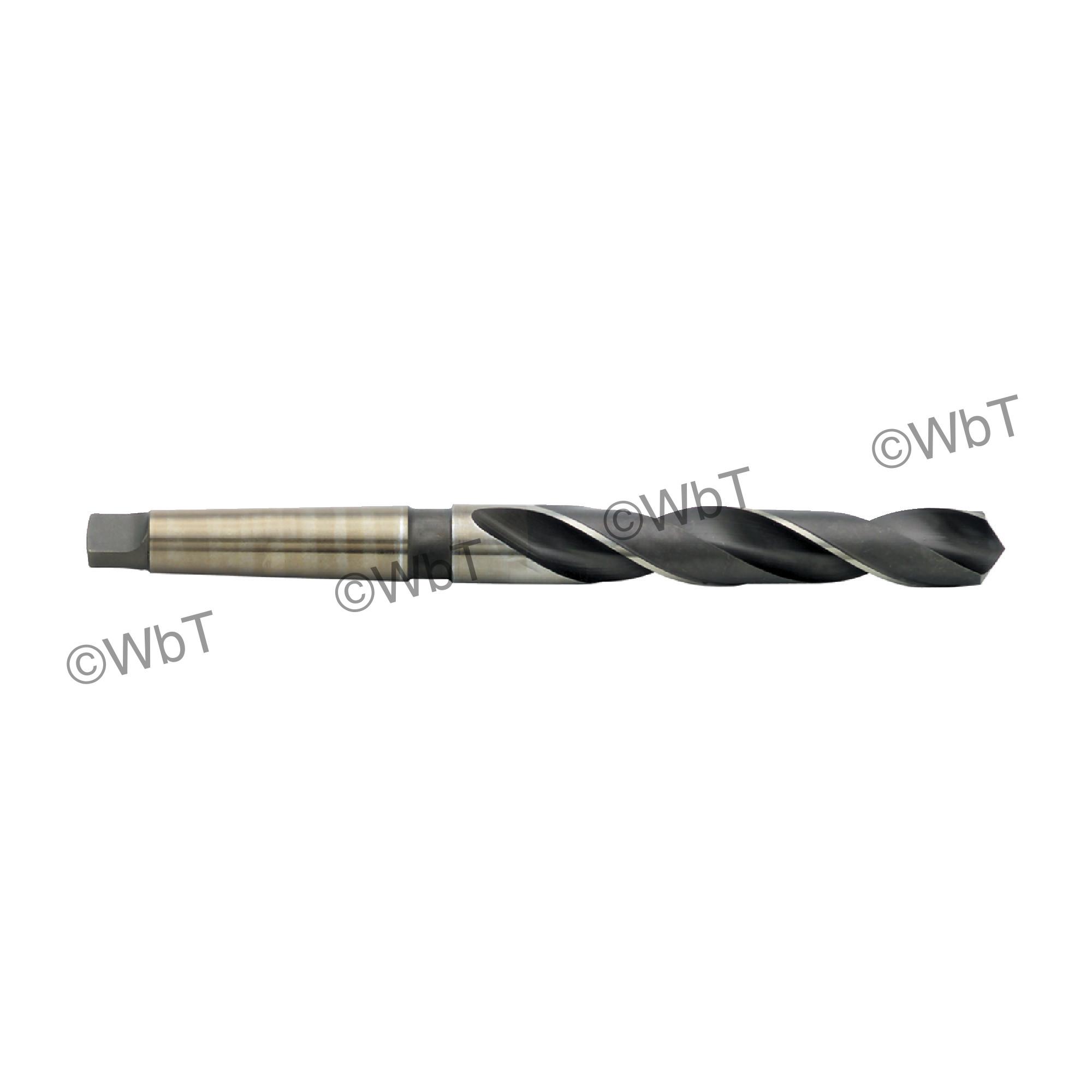 Cobalt Taper Shank Twist Drill