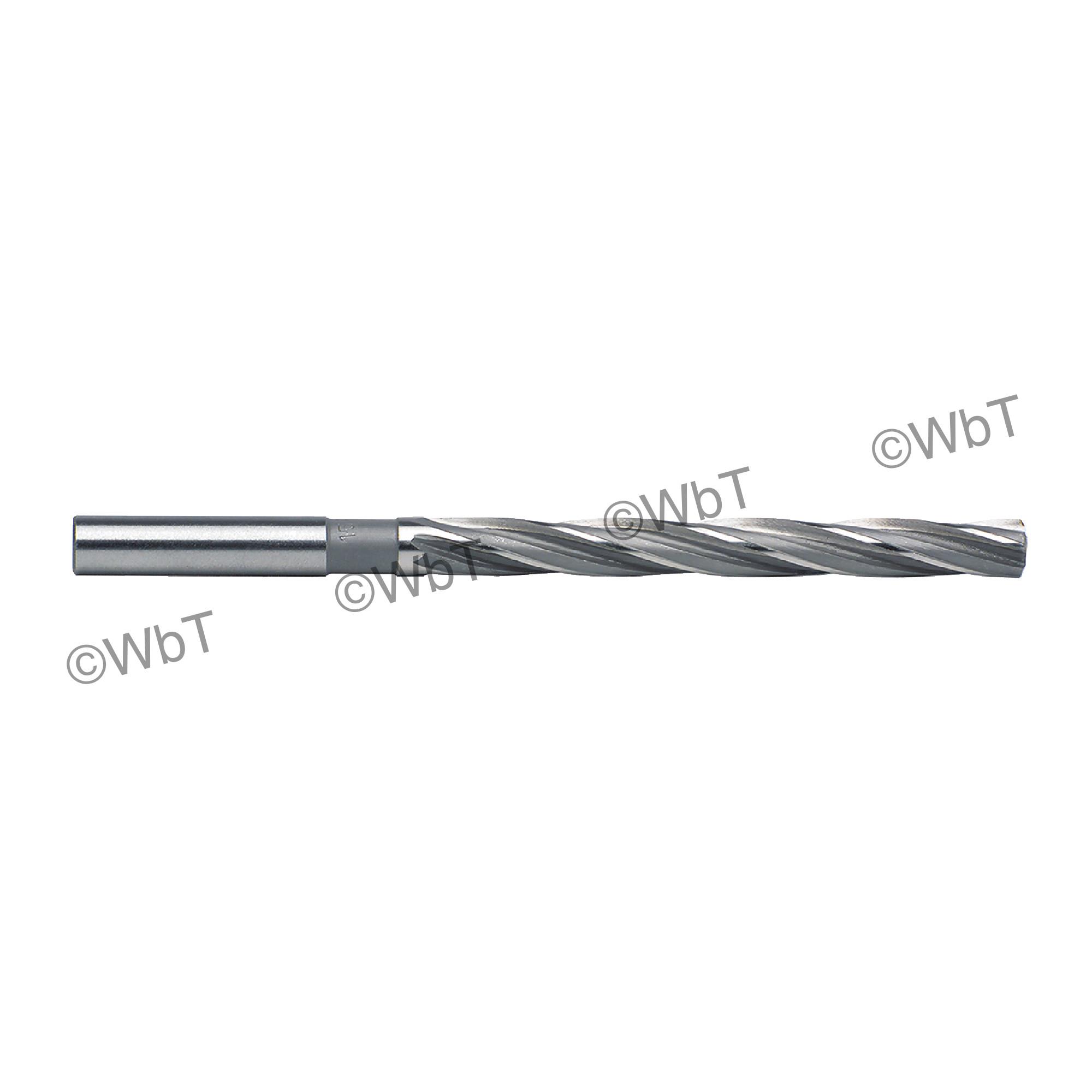 "1"" HSS RH Straight Shank Core Drill"