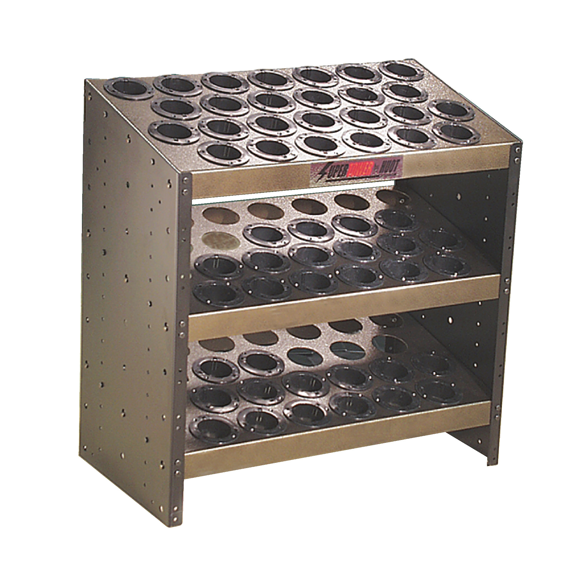 SuperTower Tool Storage For 100A HSK European Style Tooling