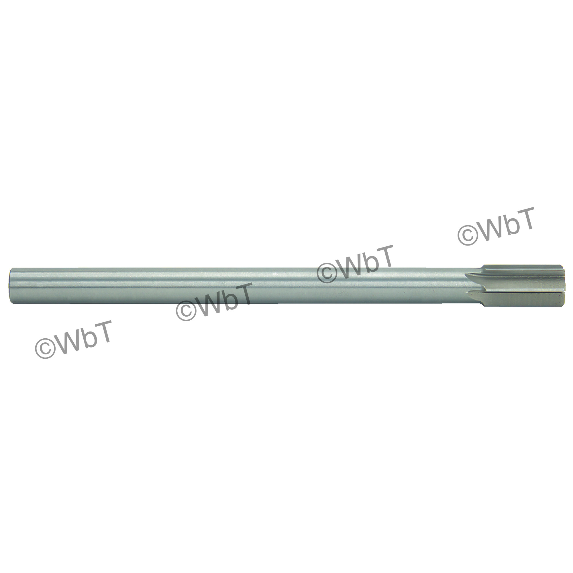 High Speed Steel Straight Flute Expansion Chucking Reamers
