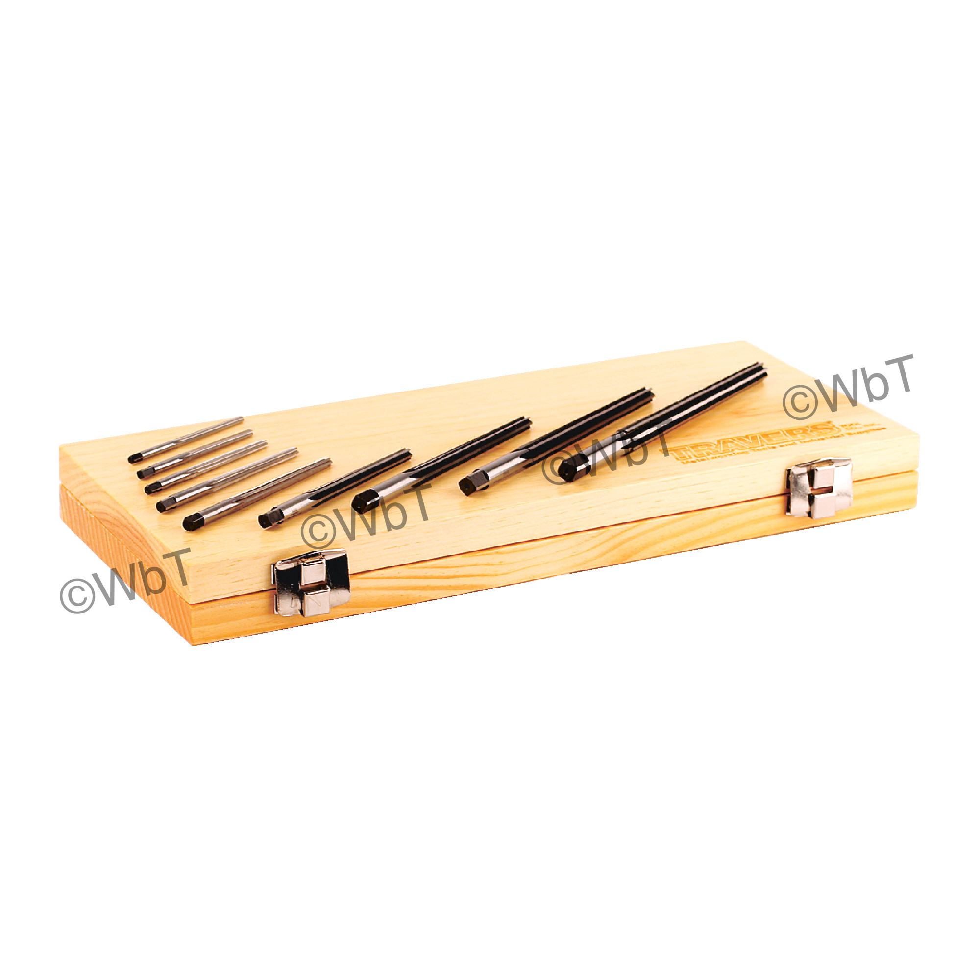 High Speed Steel Taper Pin Reamer Sets