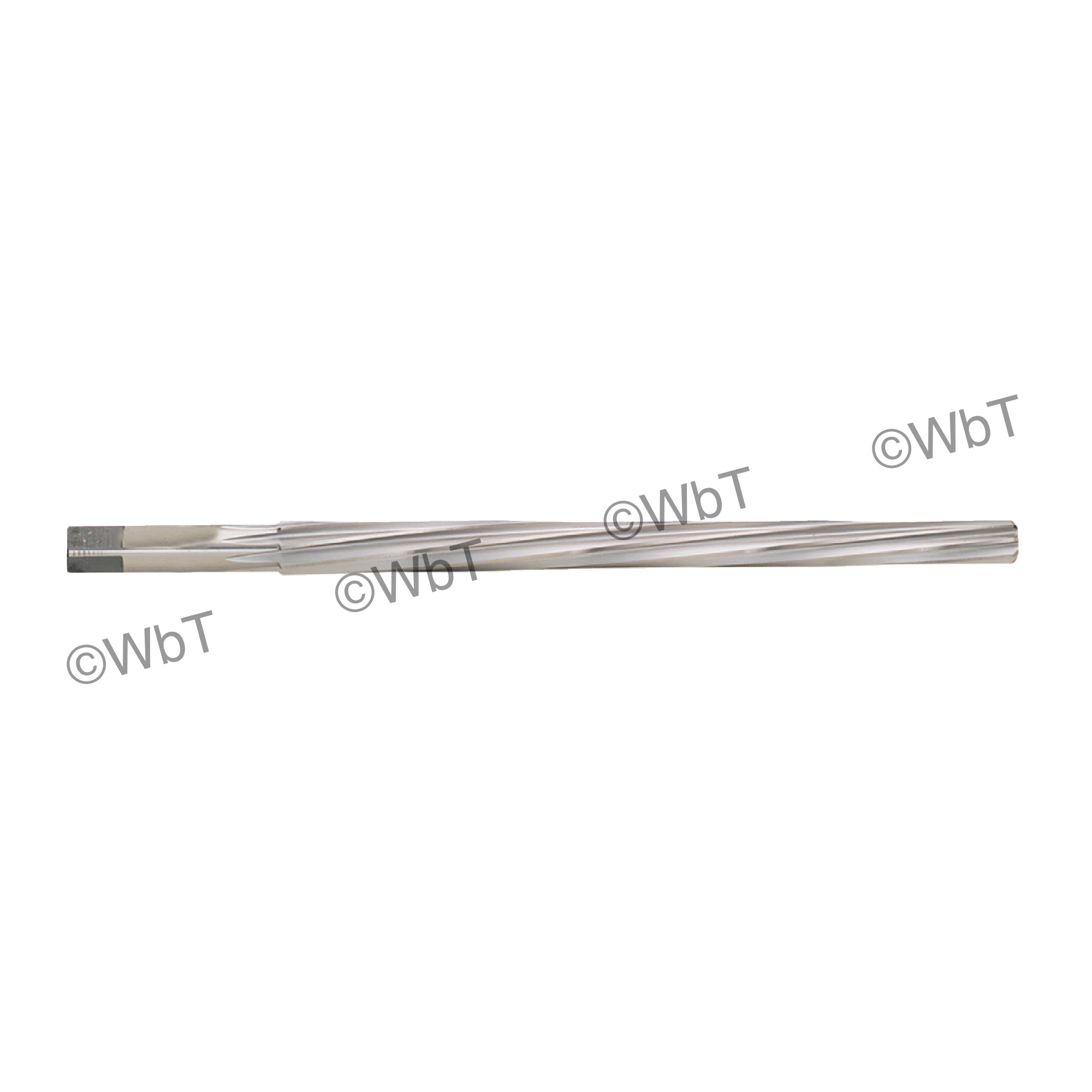 High Speed Steel Taper Pin Reamers