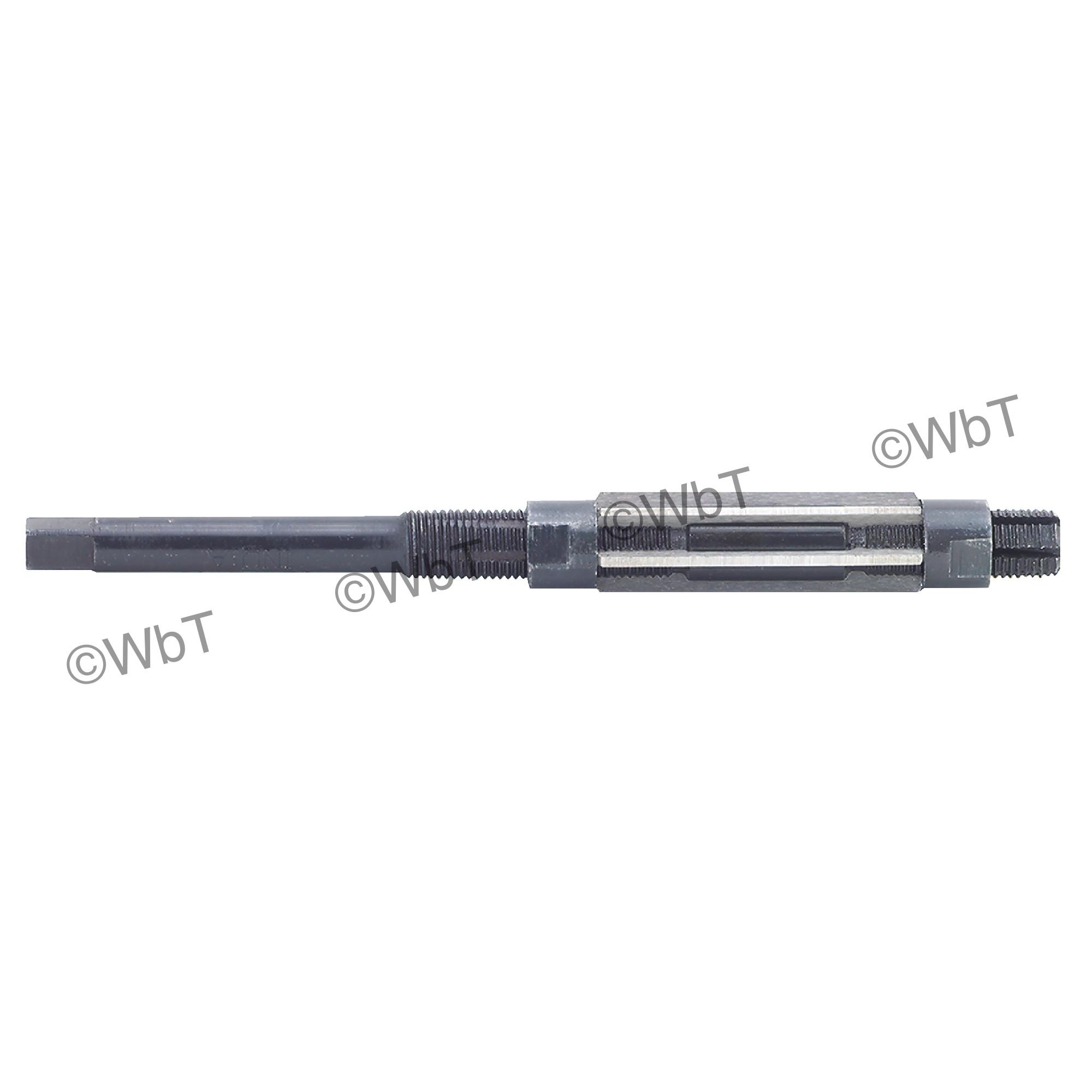 High Speed Steel Adjustable Blade Reamers