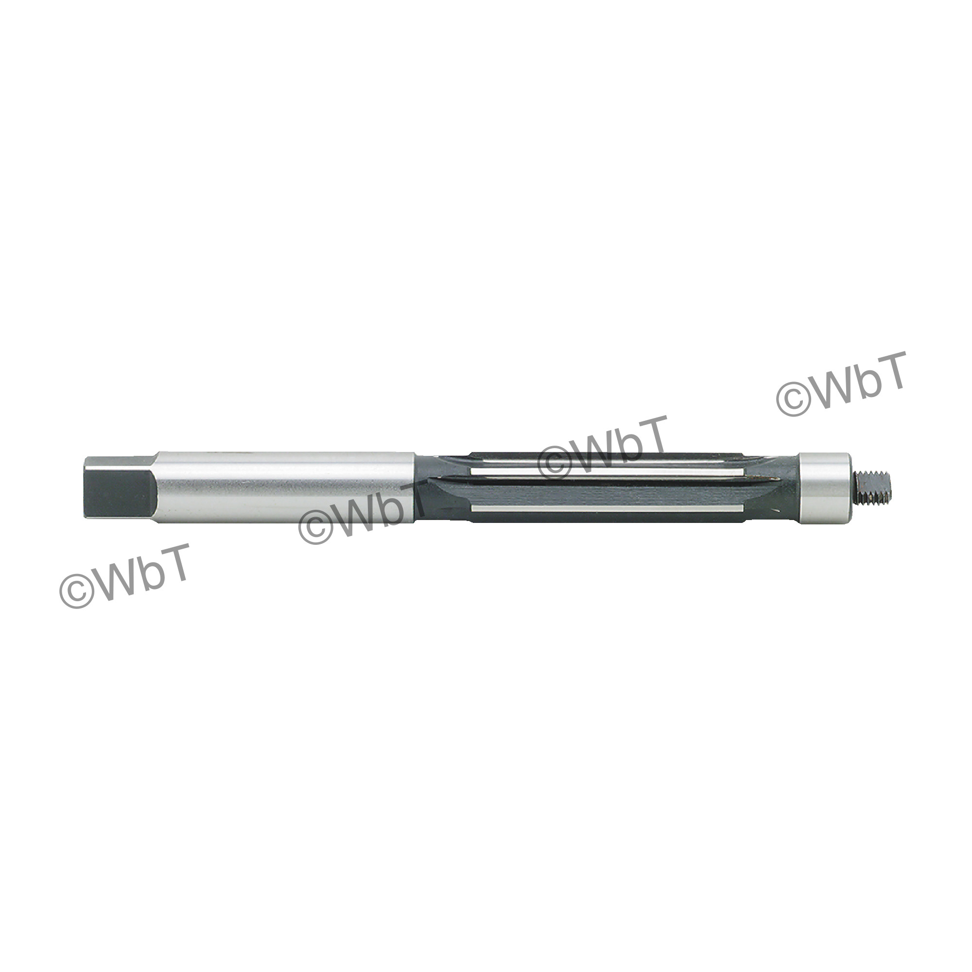 High Speed Steel Straight Shank Hand Expansion Reamers
