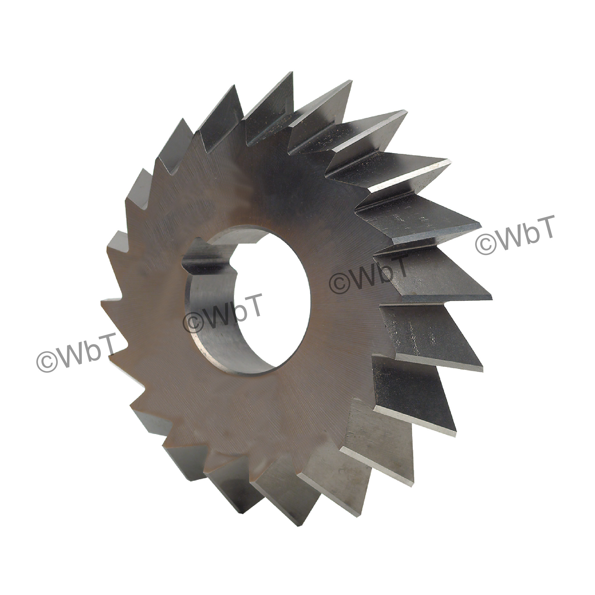 Single Angle High Speed Steel Milling Cutter