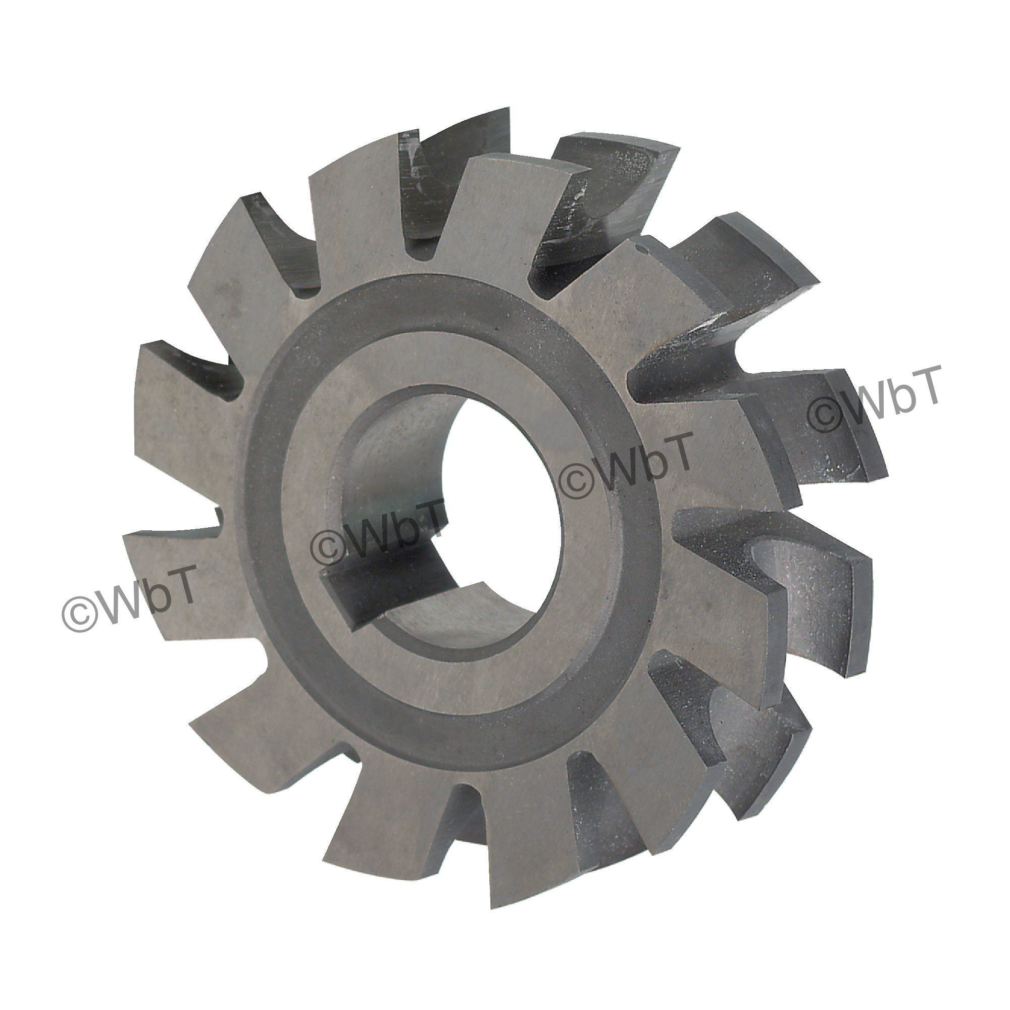 Concave High Speed Steel Milling Cutter