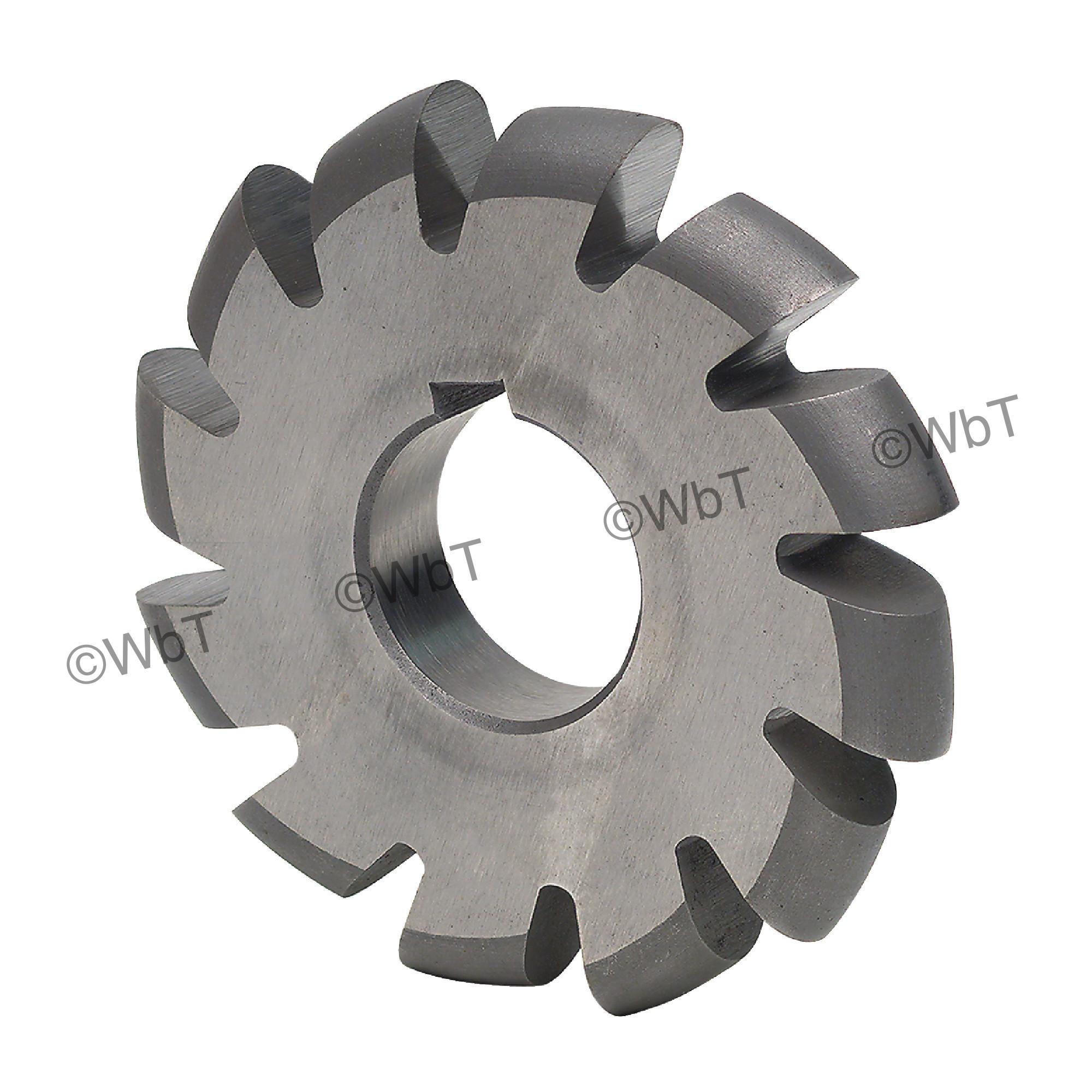 Convex High Speed Steel Milling Cutter