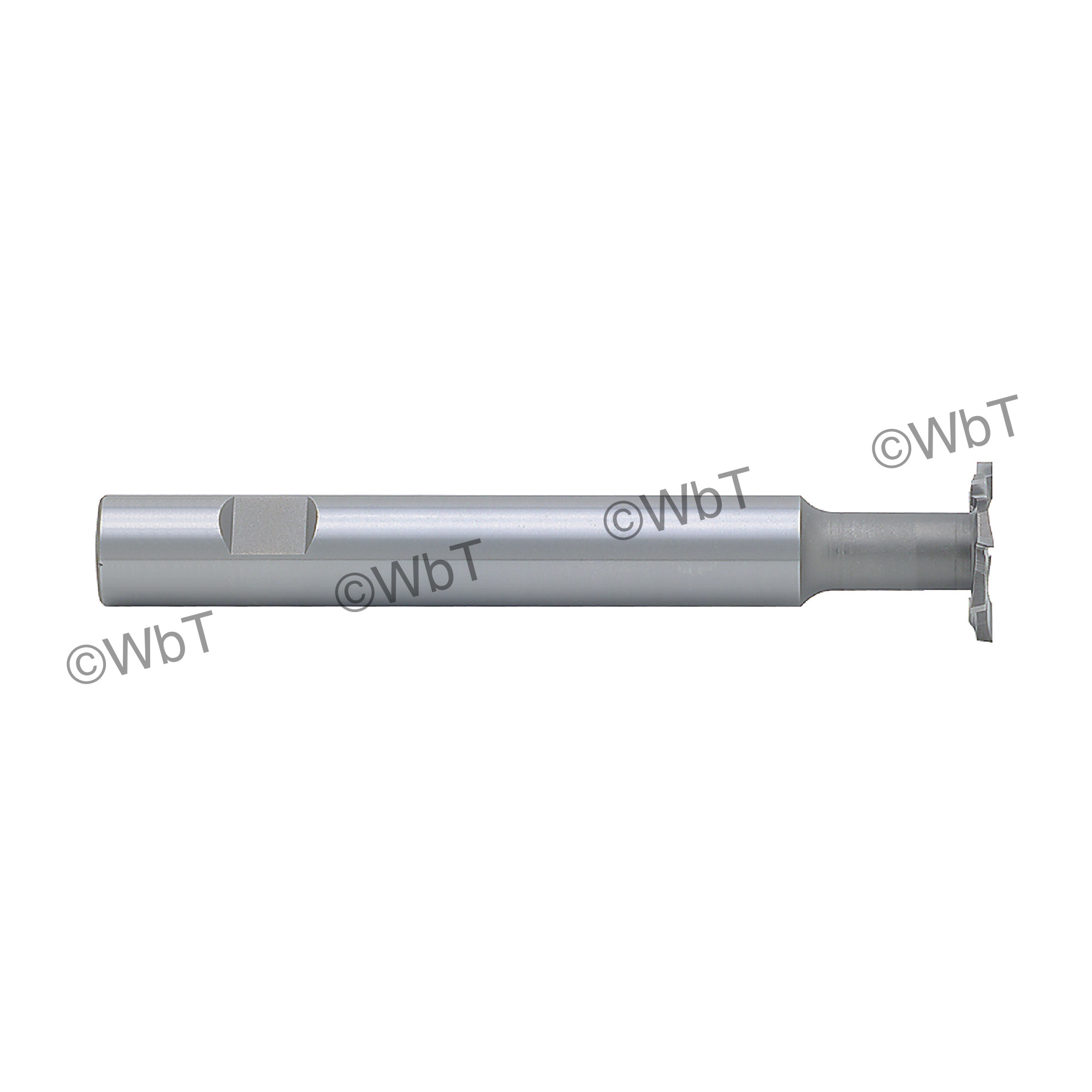 M42 8% Cobalt Side Milling Cutters With Long Shank