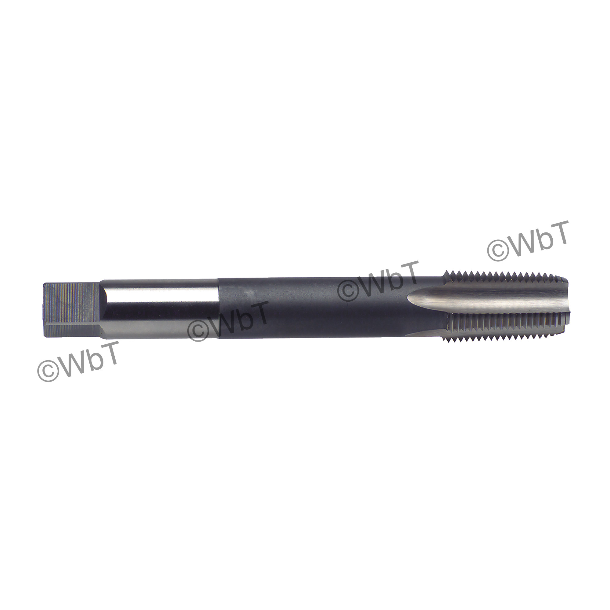"""High Speed Steel 6"""" Extension NPT Taper Pipe Plug Taps"""