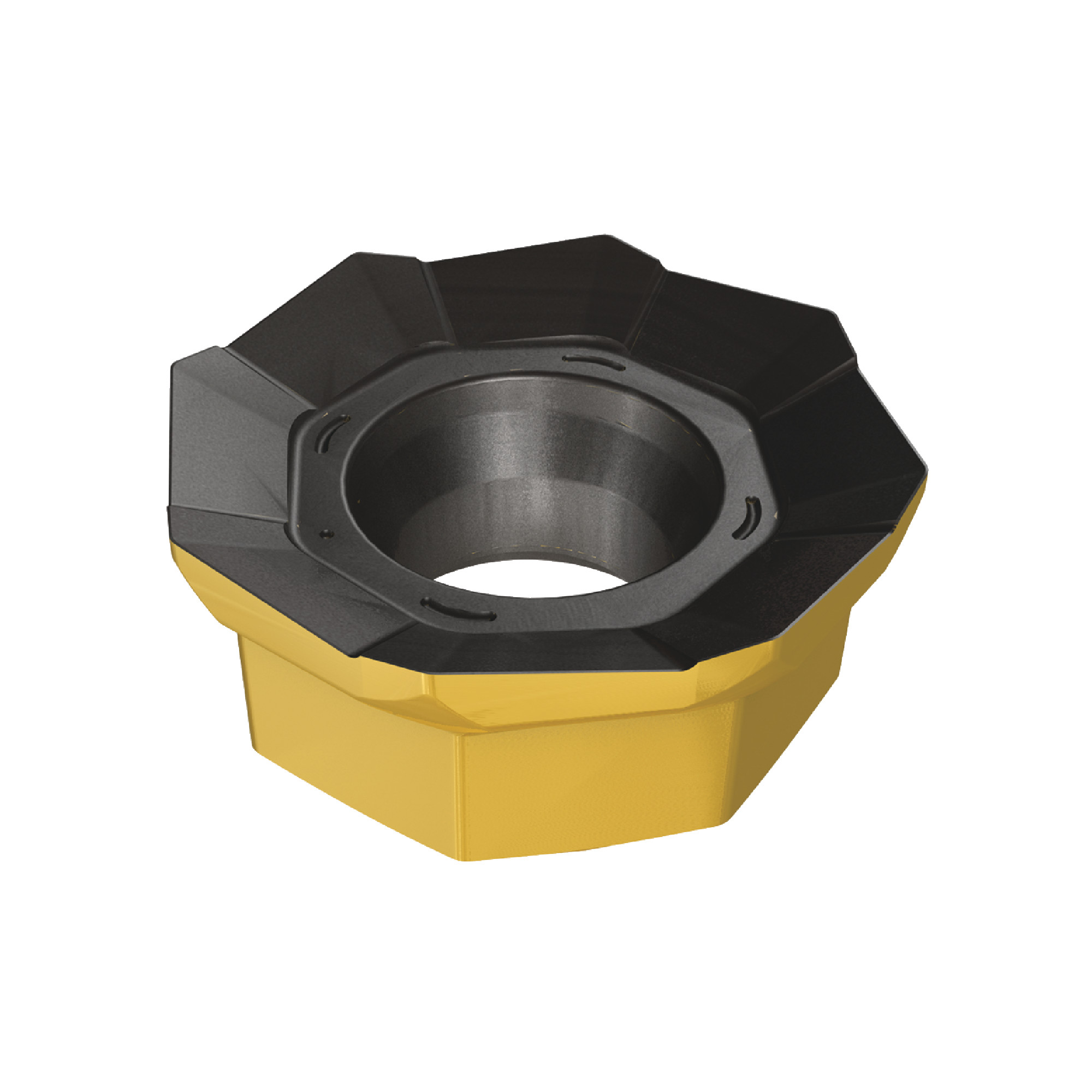 ISCAR - OXMT 050705-R-HP IC830 Octagon / INDEXABLE Carbide MILLING INSERT