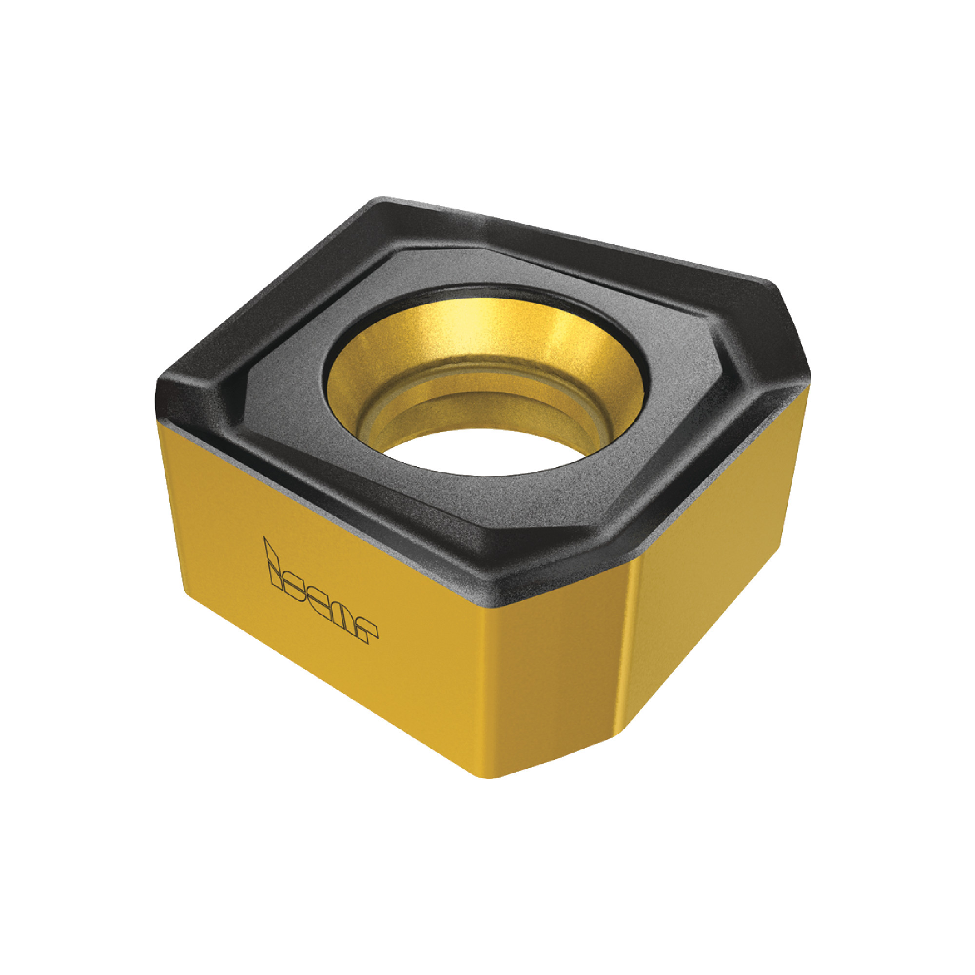 ISCAR - S845 SNMU 1305ANR-MM IC830 Square / INDEXABLE Carbide MILLING INSERT