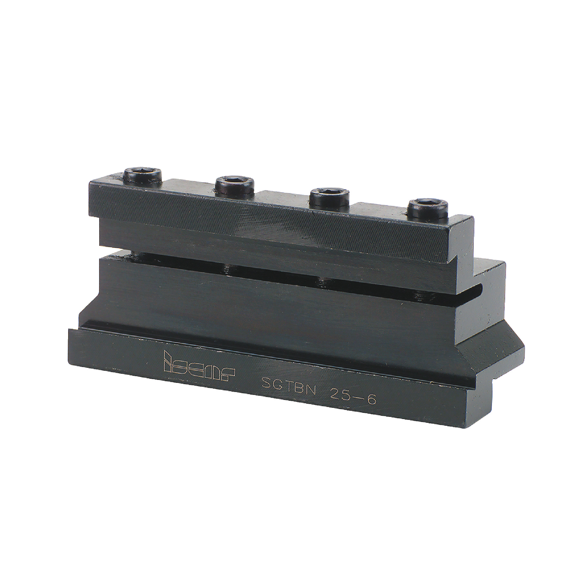 "ISCAR - SGTBN 25-6 Blade Block / .98"" X 0.79"" Shank / For 1.26"" (32mm) Height Blades"