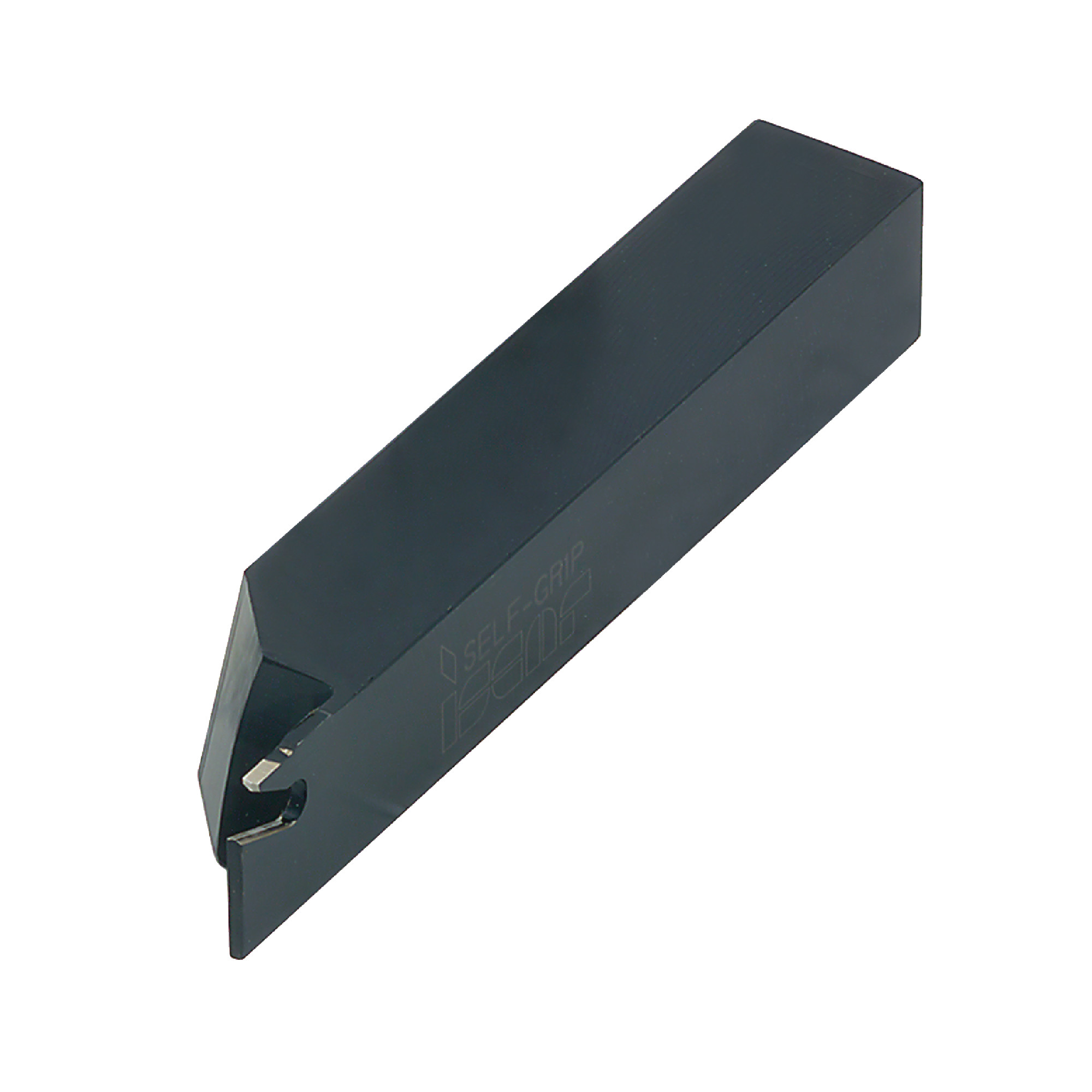 """ISCAR - SGTFR 25.4-6 / 1.000"""" Shank / External Monoblock Holder for Grooving & Parting / GFN 6 Self-Grip Inserts / Right"""