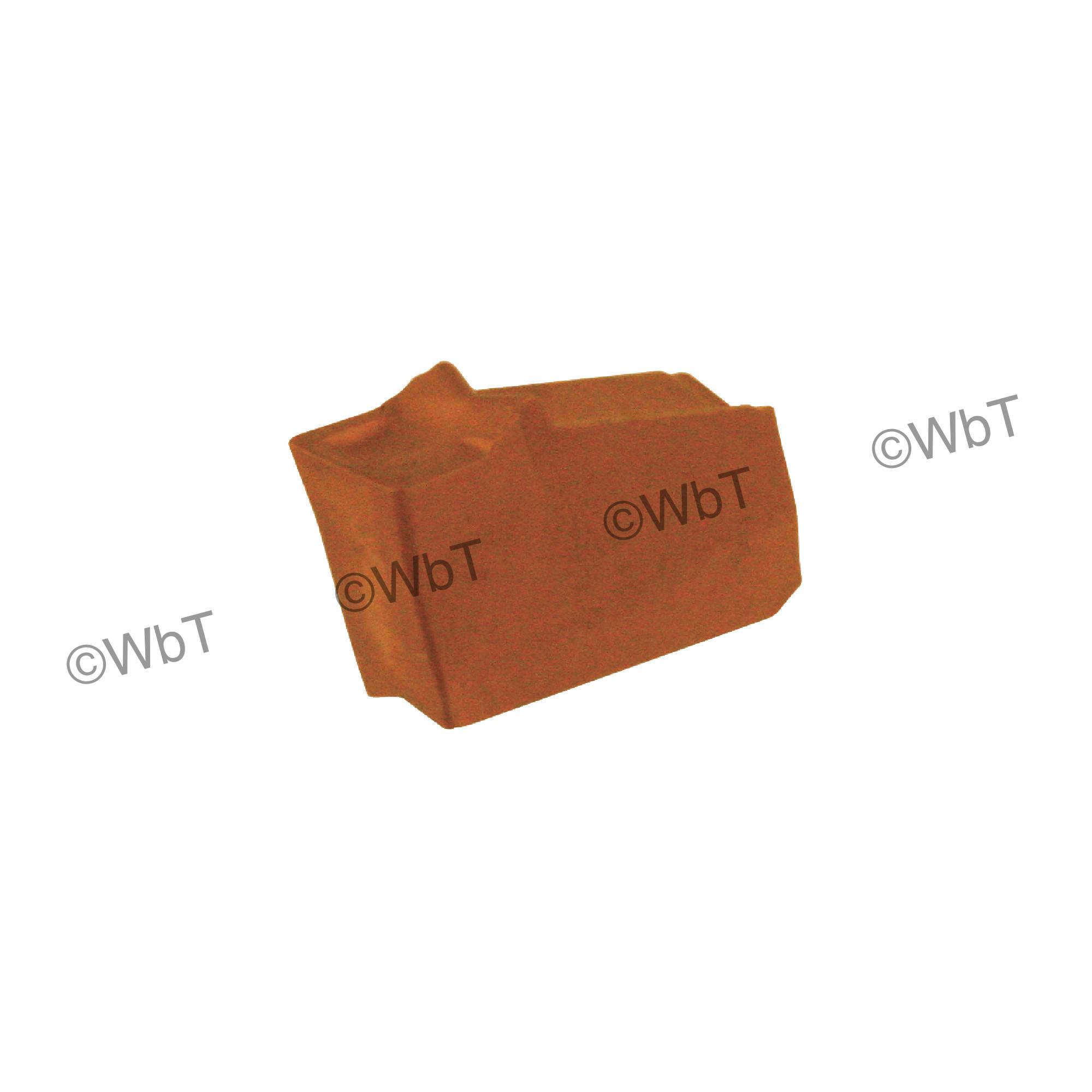 """ISCAR - GFF-3L IC635 / GFF - SELF-GRIP Indexable Carbide Insert / 0.118"""" Cutting Width"""