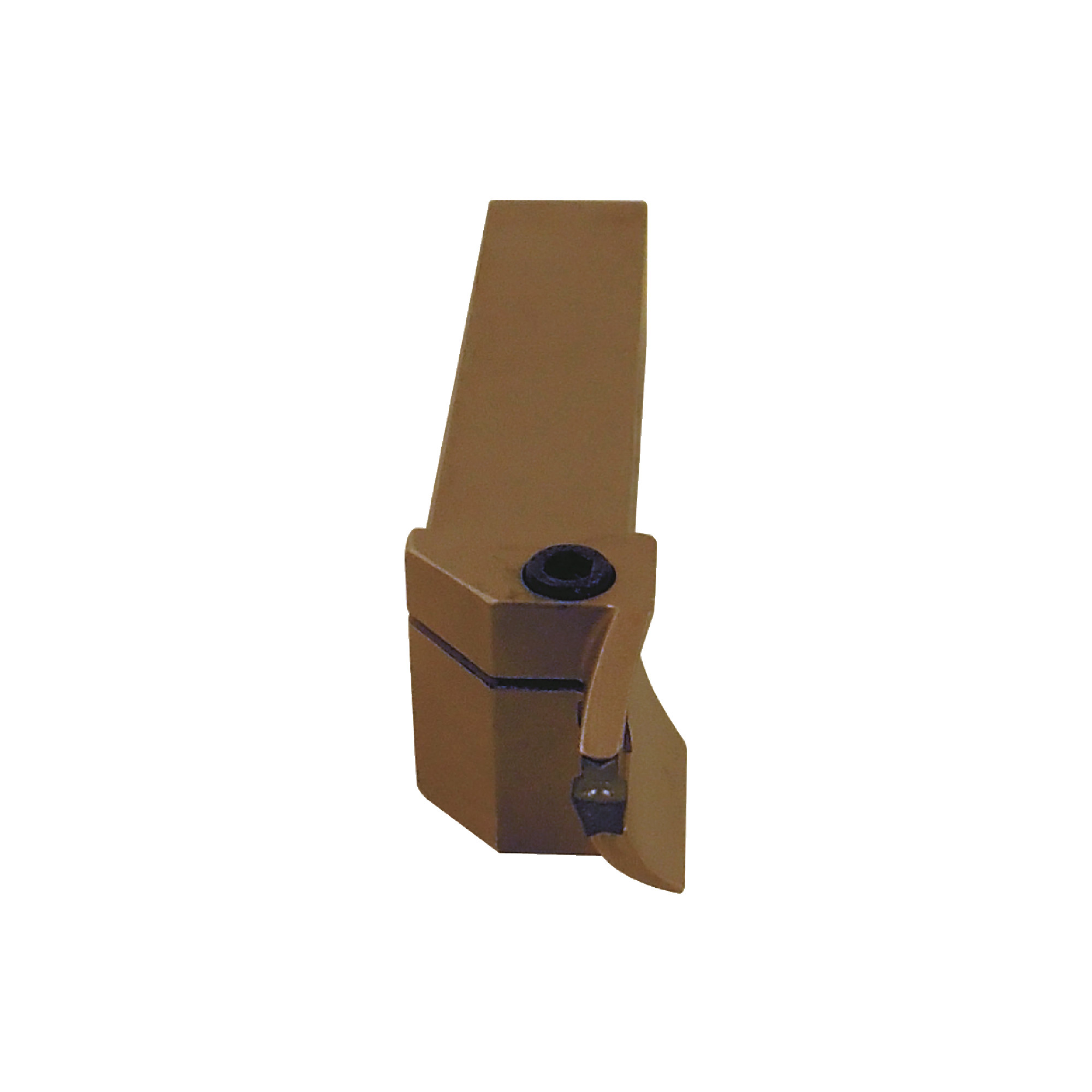 """ISCAR - HFHR25.4-38-6T20 / 1.000"""" Shank / External Monoblock Holder for Face Grooving / HFPR 6 Heliface Inserts / Right"""