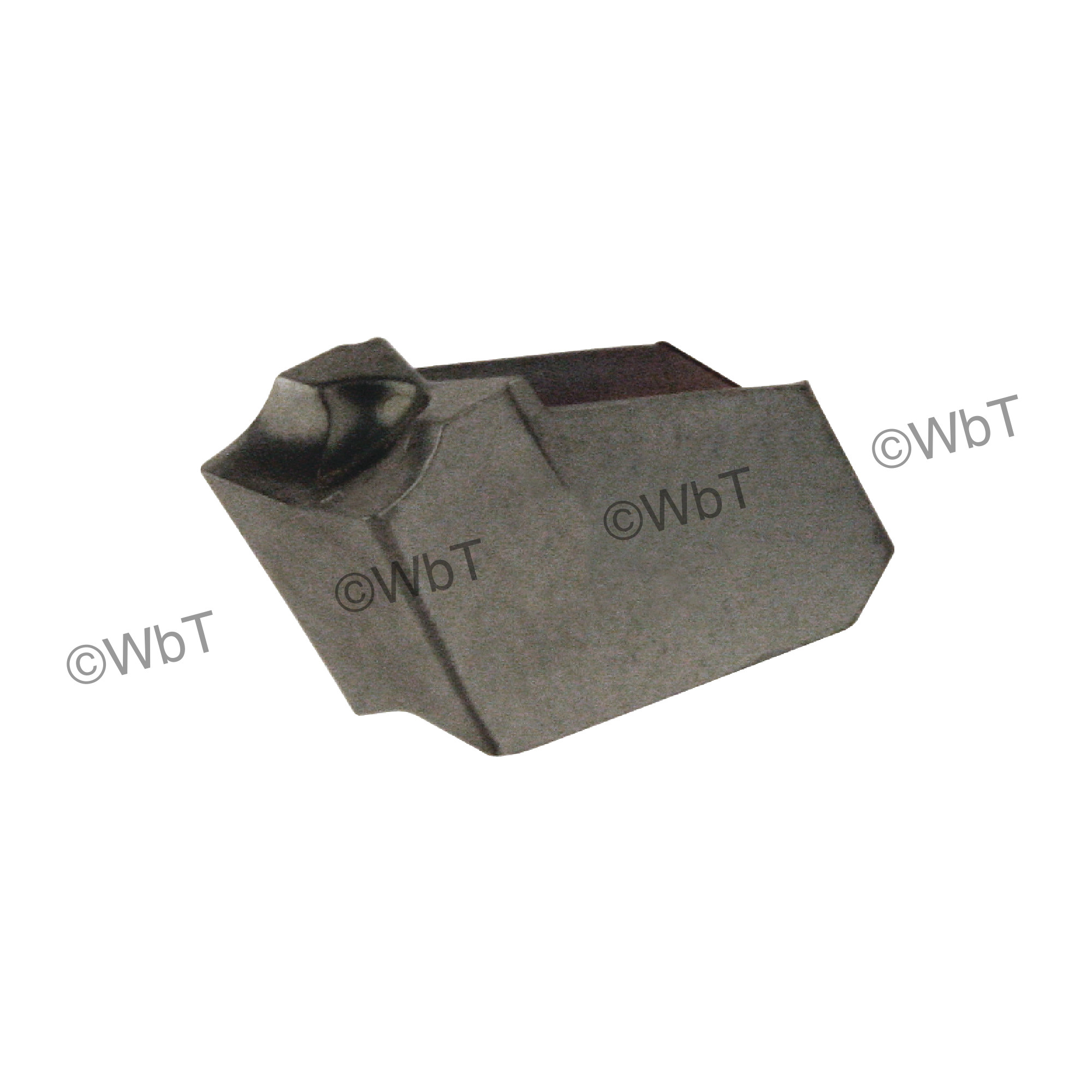"ISCAR - GFN-1.2J IC354 / GFN - SELF-GRIP Indexable Carbide Insert / 0.047"" Cutting Width"