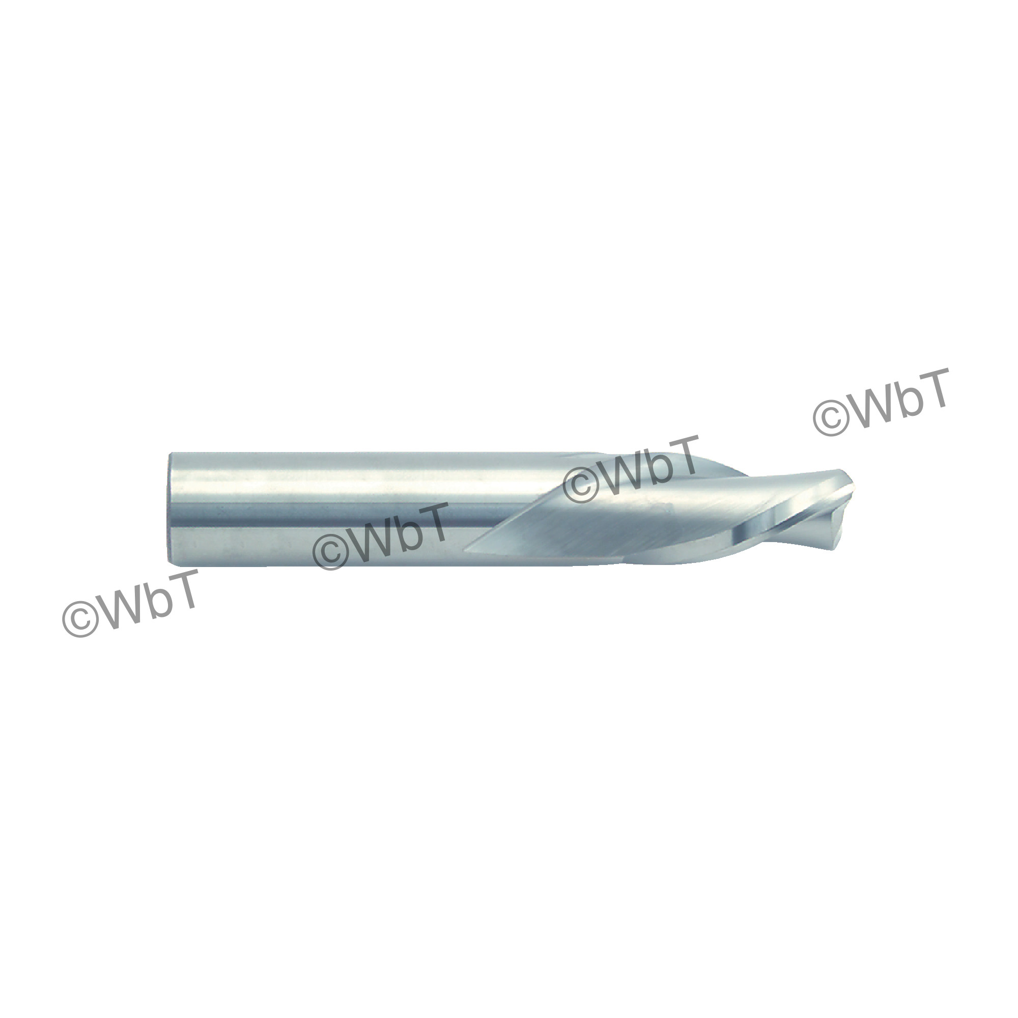 2 Flute Solid Carbide Upcut & Downcut Spiral Router