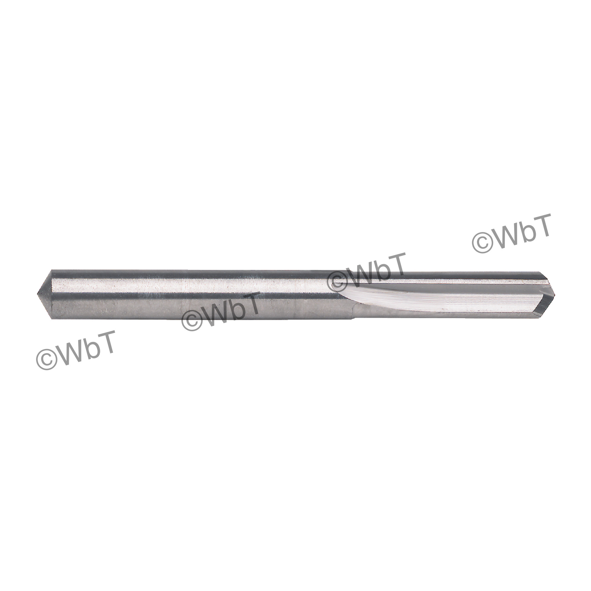 Solid Carbide Straight Flute Drills