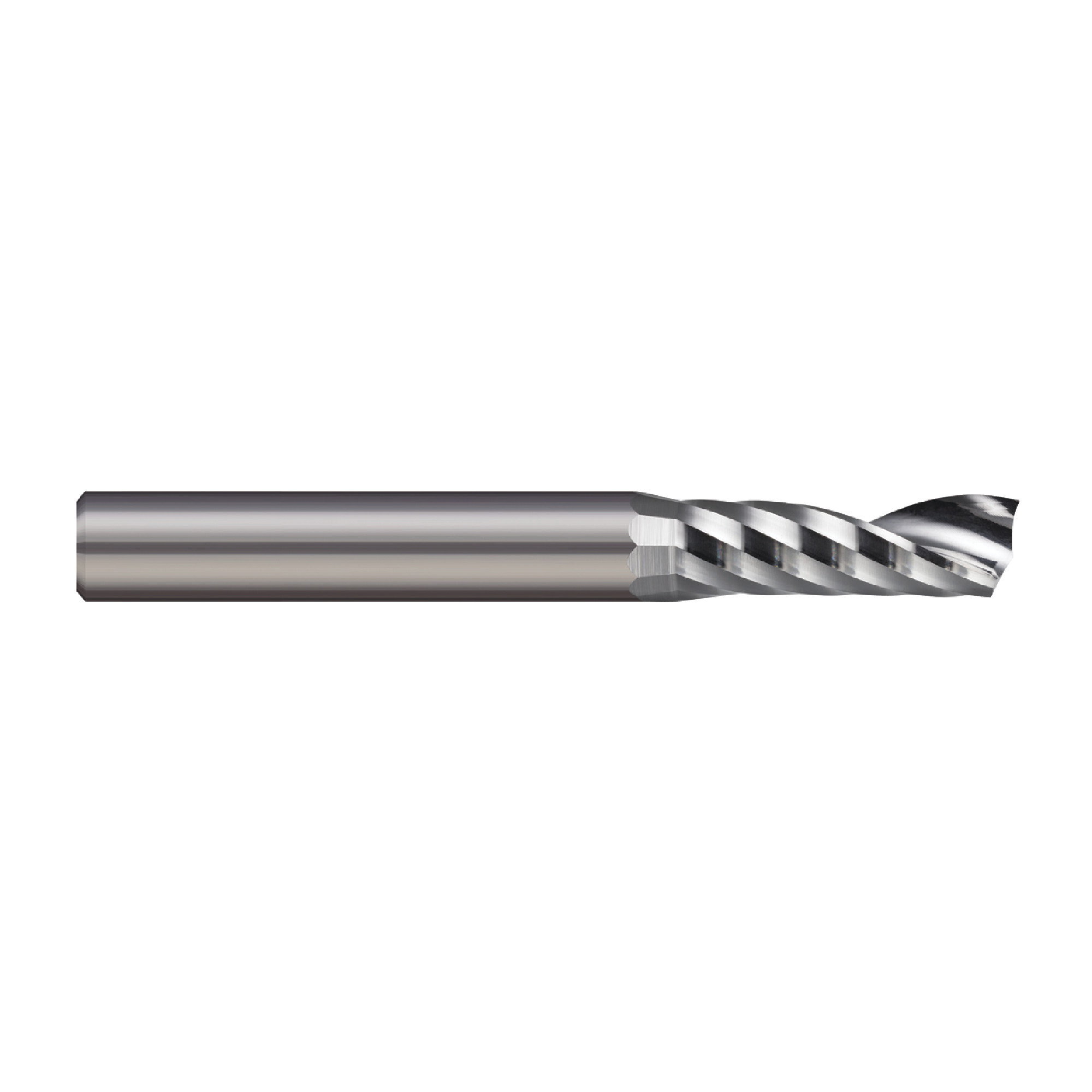 Single Flute Solid Carbide Router