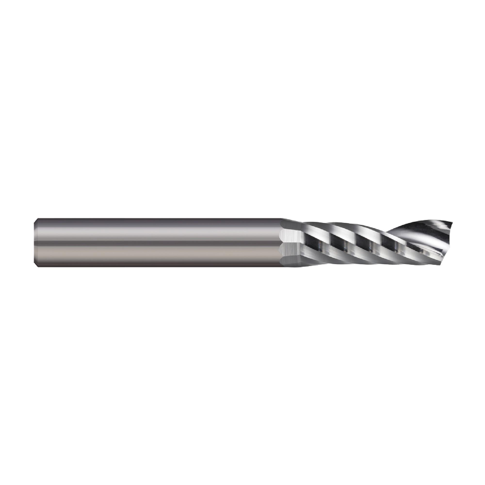 Metric Single Flute Carbide Routers For Aluminum