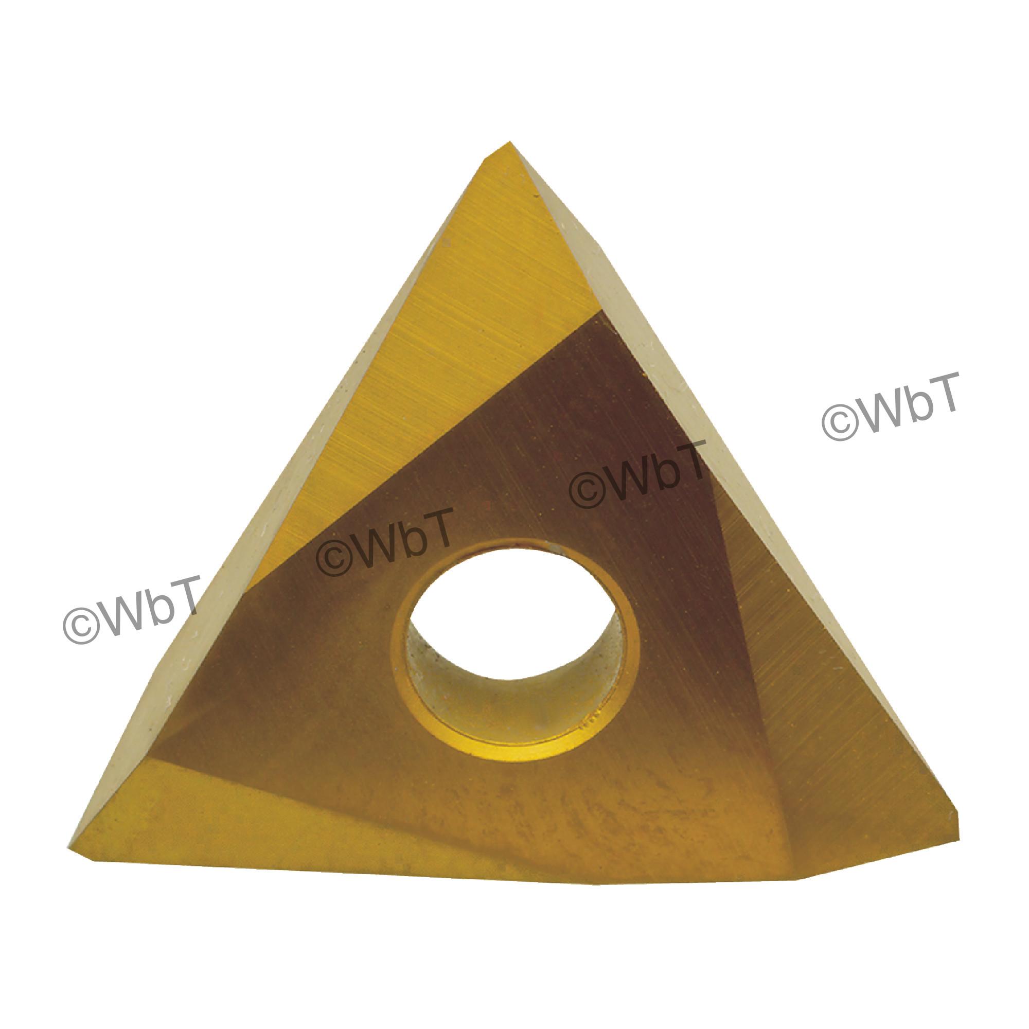 TERRA CARBIDE - TNMA32NV APC5T / Indexable Carbide Insert / 60° V-Thread