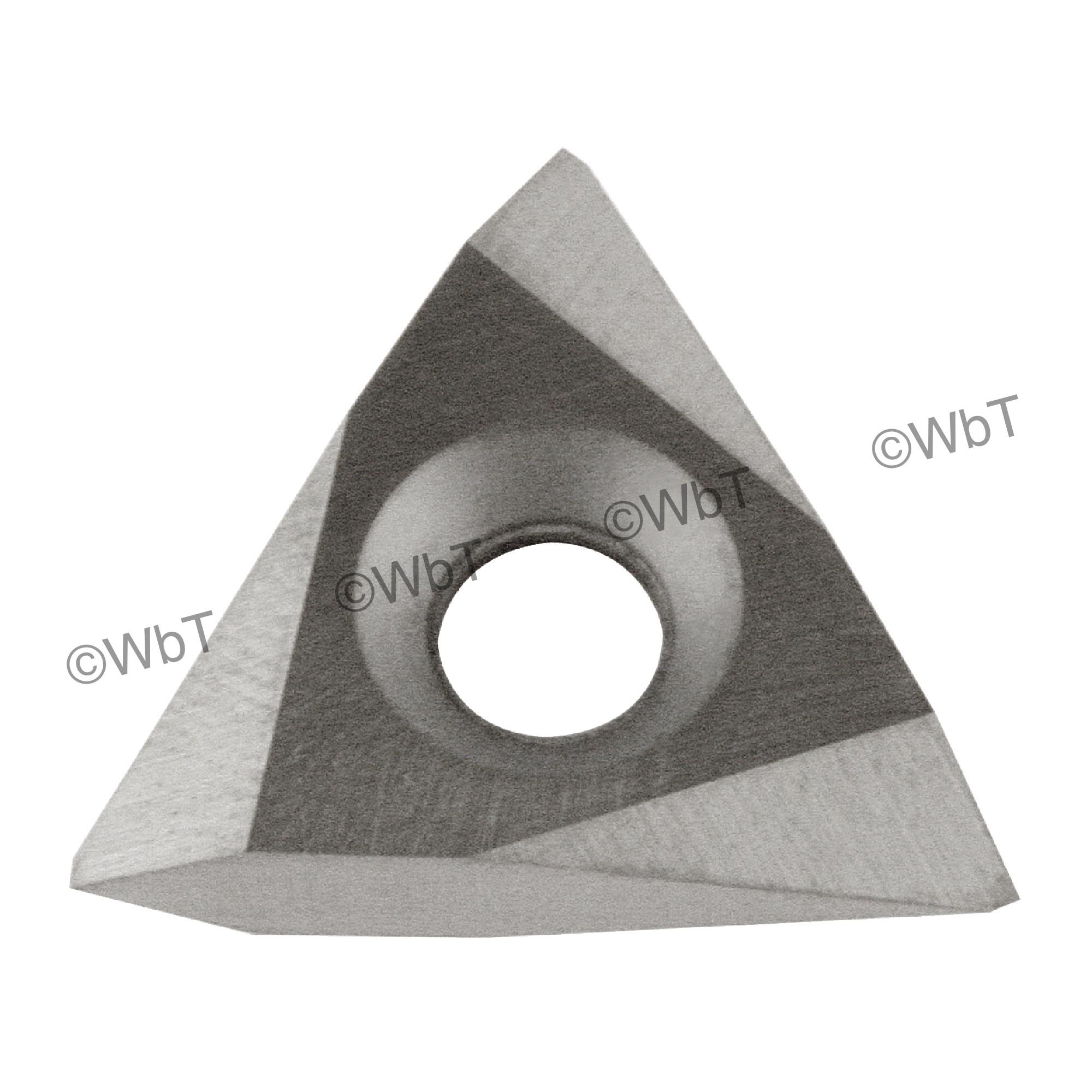 TERRA CARBIDE - TNMC43NV APC5 / Indexable Carbide Insert / 60° V-Thread