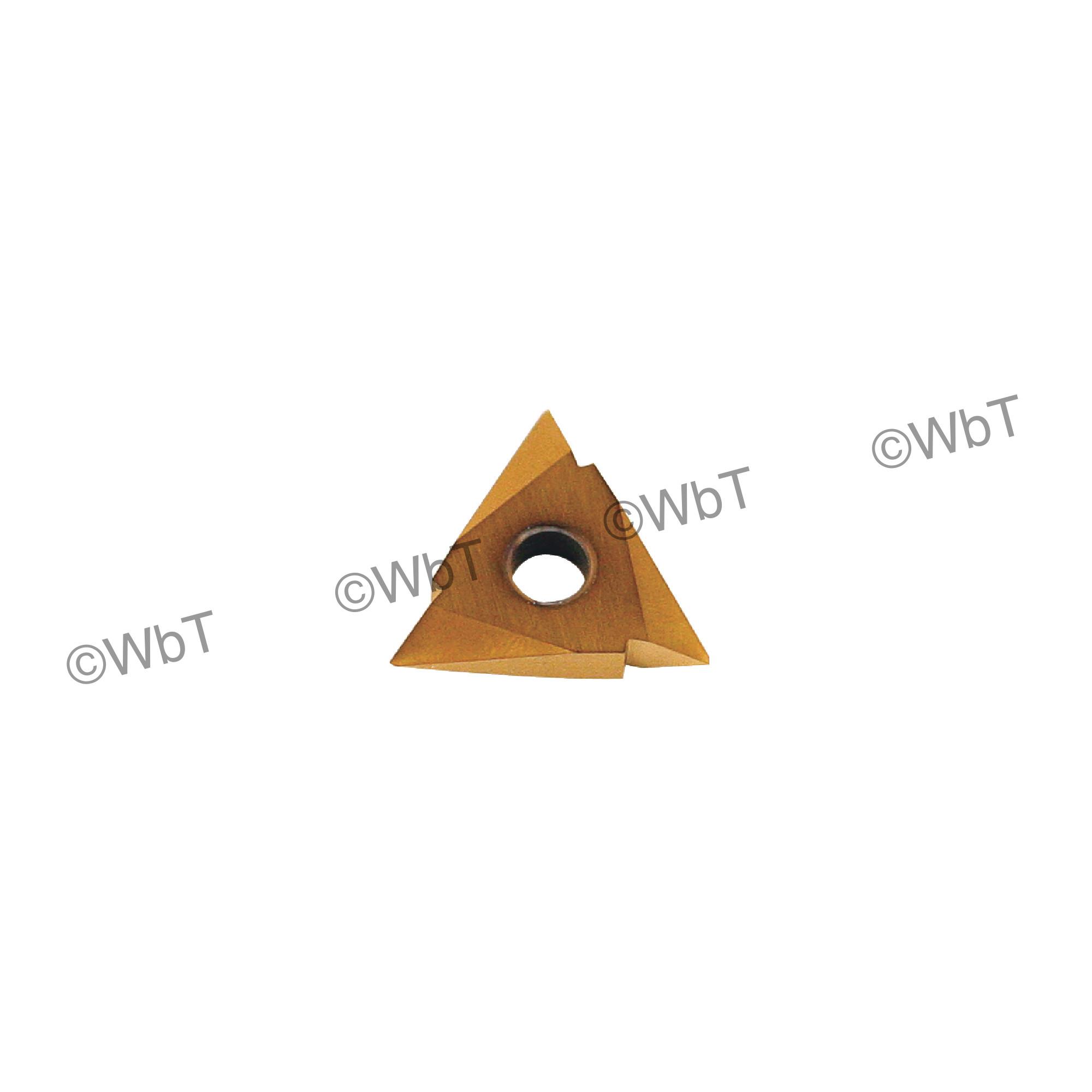TERRA CARBIDE - TPMA43NV APC5T / Indexable Carbide Insert / 60° V-Thread