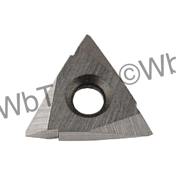 TERRA CARBIDE - TPMC32NV APC2 / Indexable Carbide Insert / 60° V-Thread