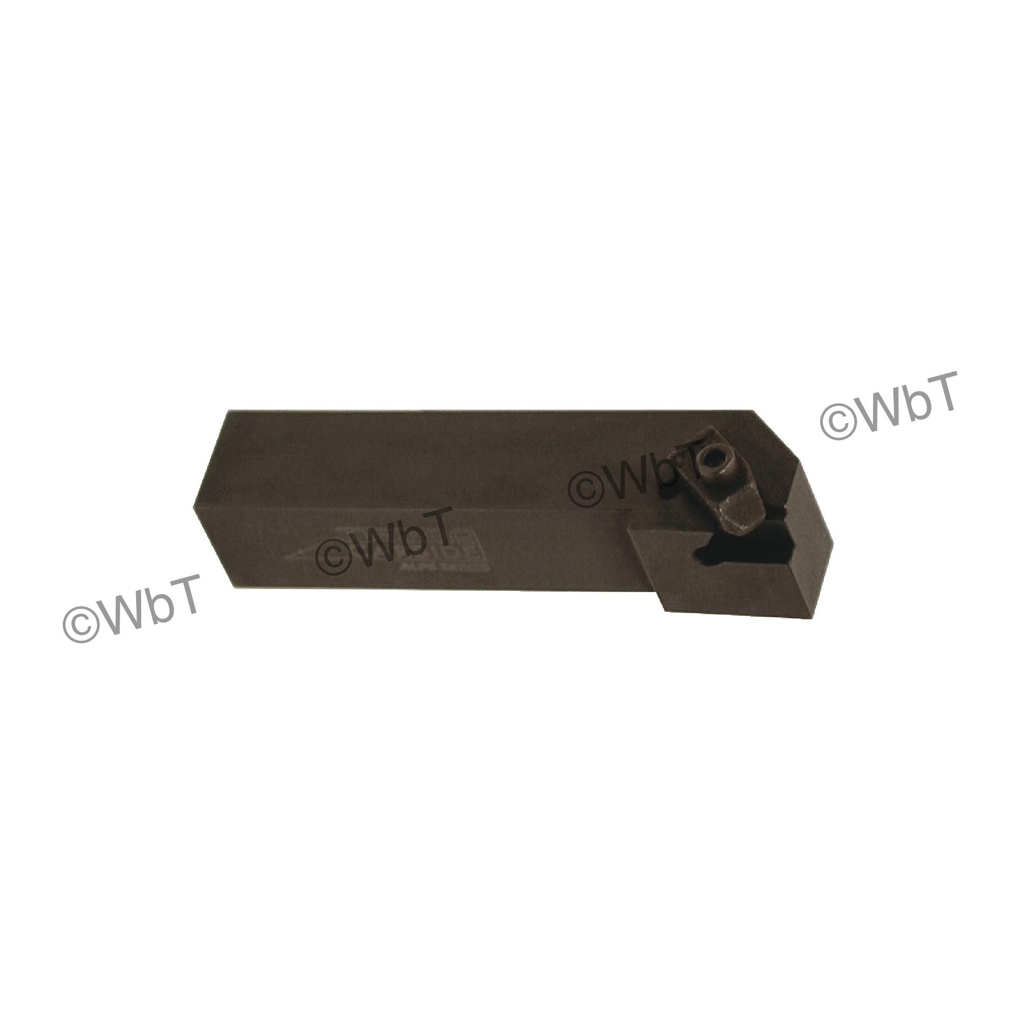 """TERRA CARBIDE - TNSL10-2B / 0.625"""" Shank External Holder / Size 2 Insert / Left Hand"""