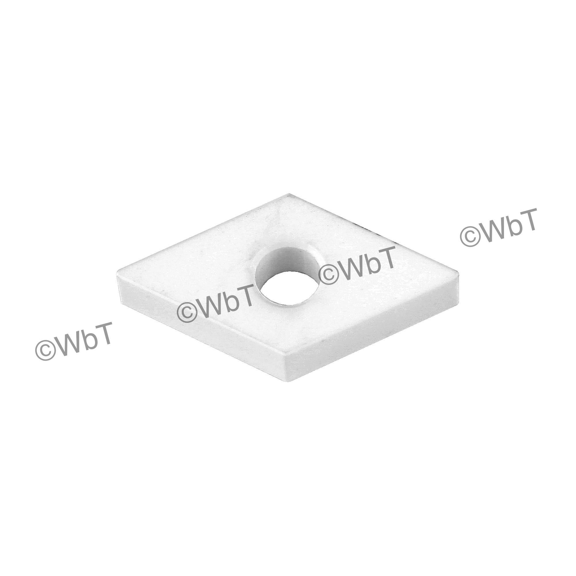 TTC PRODUCTION - DNGA431 AW20 - 55° Diamond / Indexable Ceramic Turning Insert