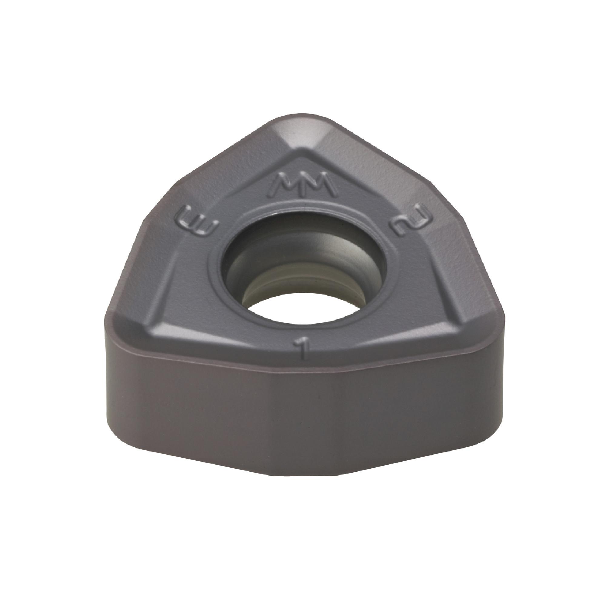 KORLOY - WNMX060312ZNN-MM PC5300 Trigon / INDEXABLE Carbide MILLING INSERT