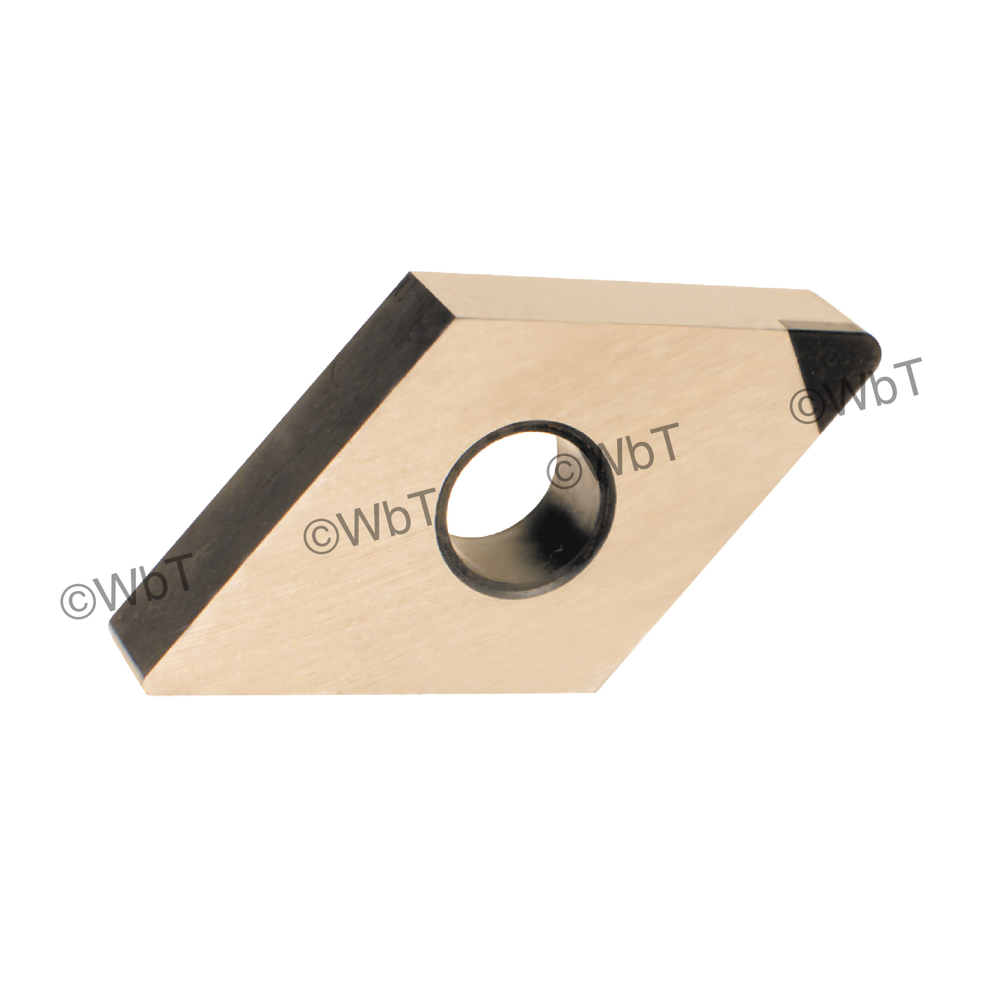 TTC PRODUCTION - DNGA431 CBN8 - 55° Diamond / Indexable CBN - Cubic Boron Nitride Turning Insert