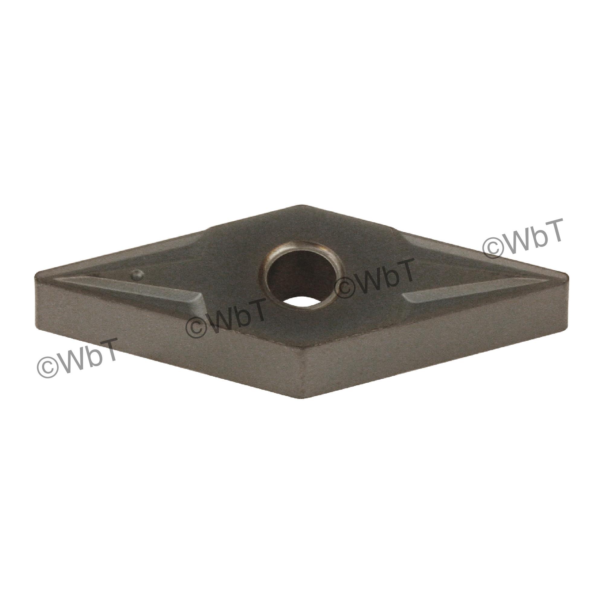 LAMINA - VNMG331-NN LT10 - 35° Diamond / Indexable Carbide Turning Insert