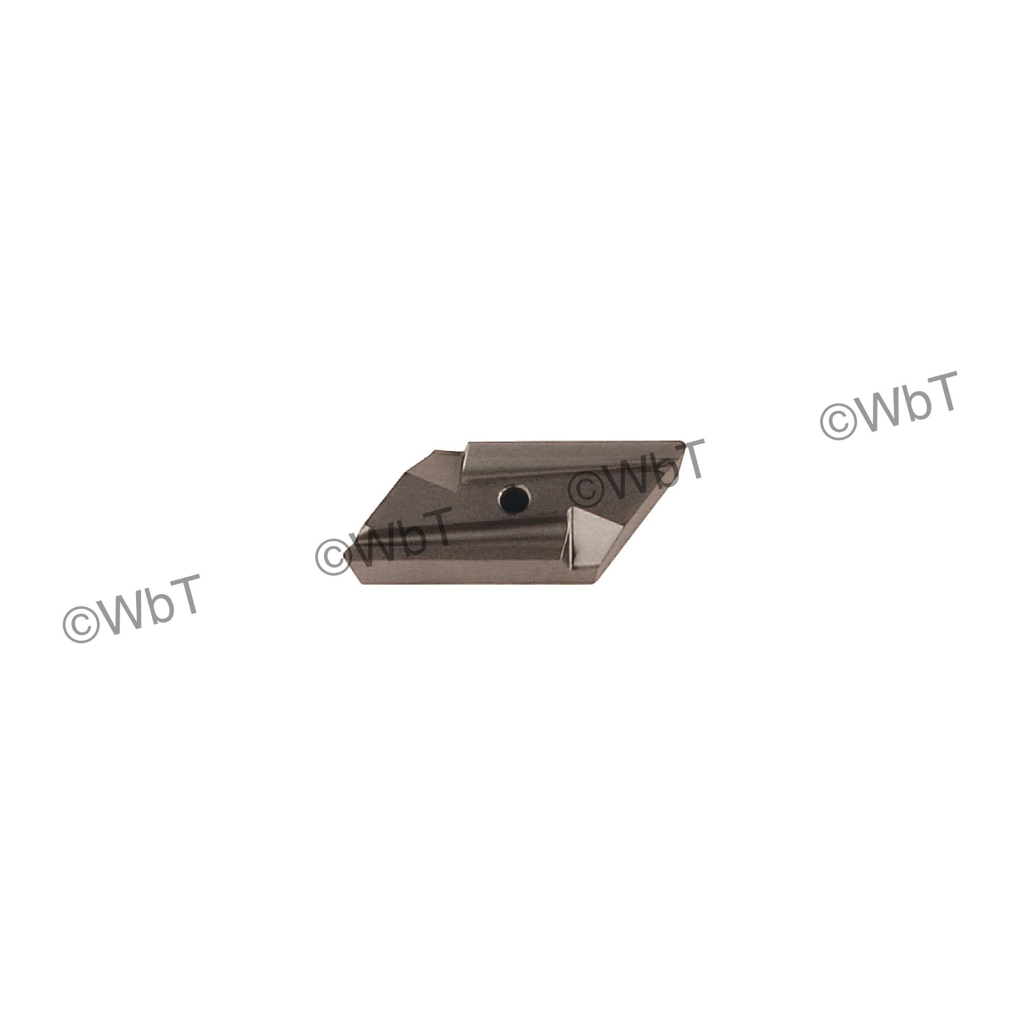 LAMINA - KNUX160405R-11 LT10 - 55° PARALLELOGRAM / Indexable Carbide Turning Insert