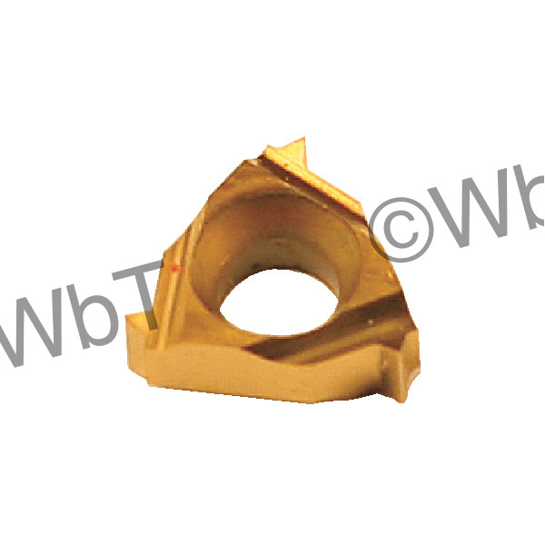 CARMEX - 06 IL 18UN T20 / Indexable Threading Insert / UN Pitch / 18 TPI / Internal / Left Hand