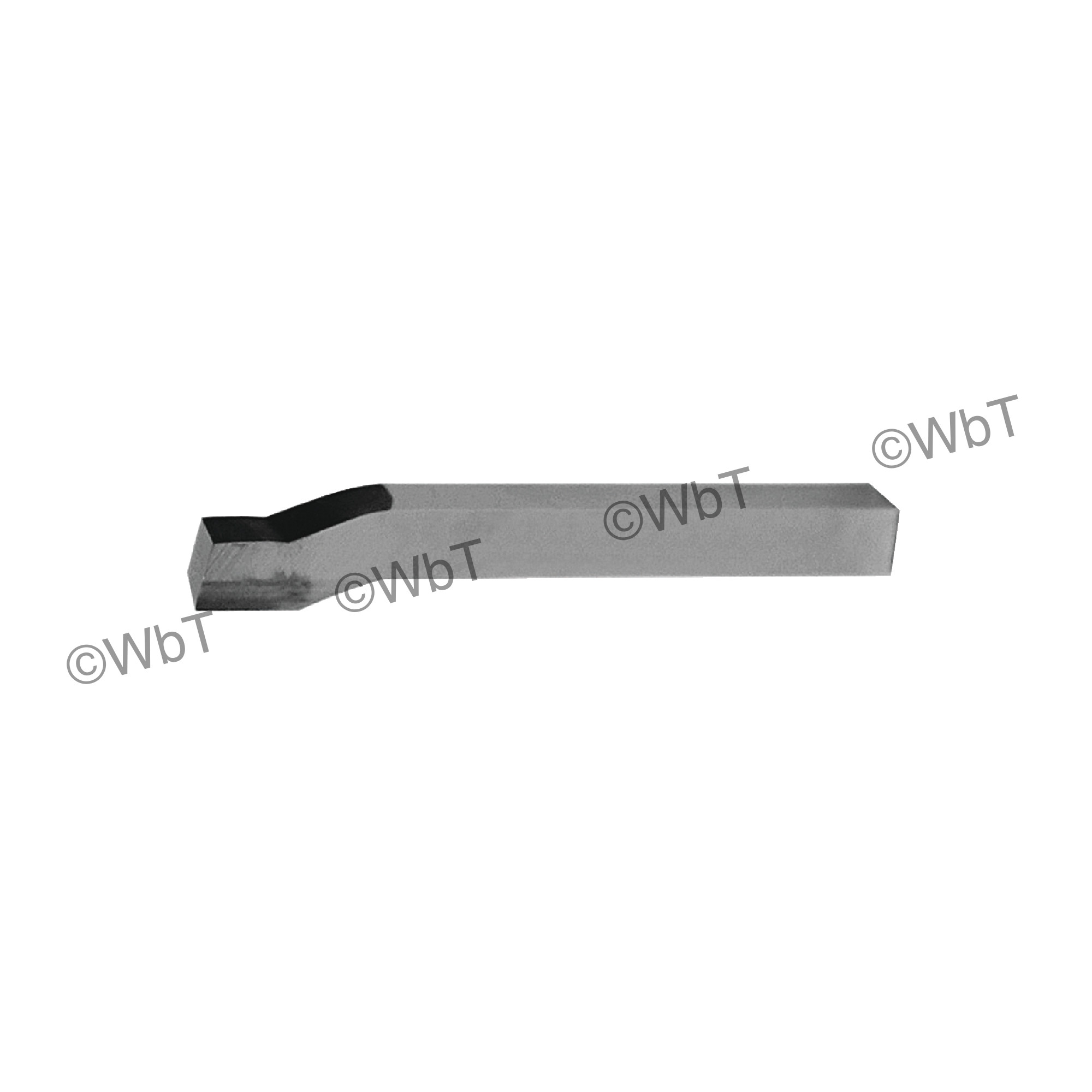 """1/2"""" Right Hand Form Tool High Speed Steel Lathe Tool"""