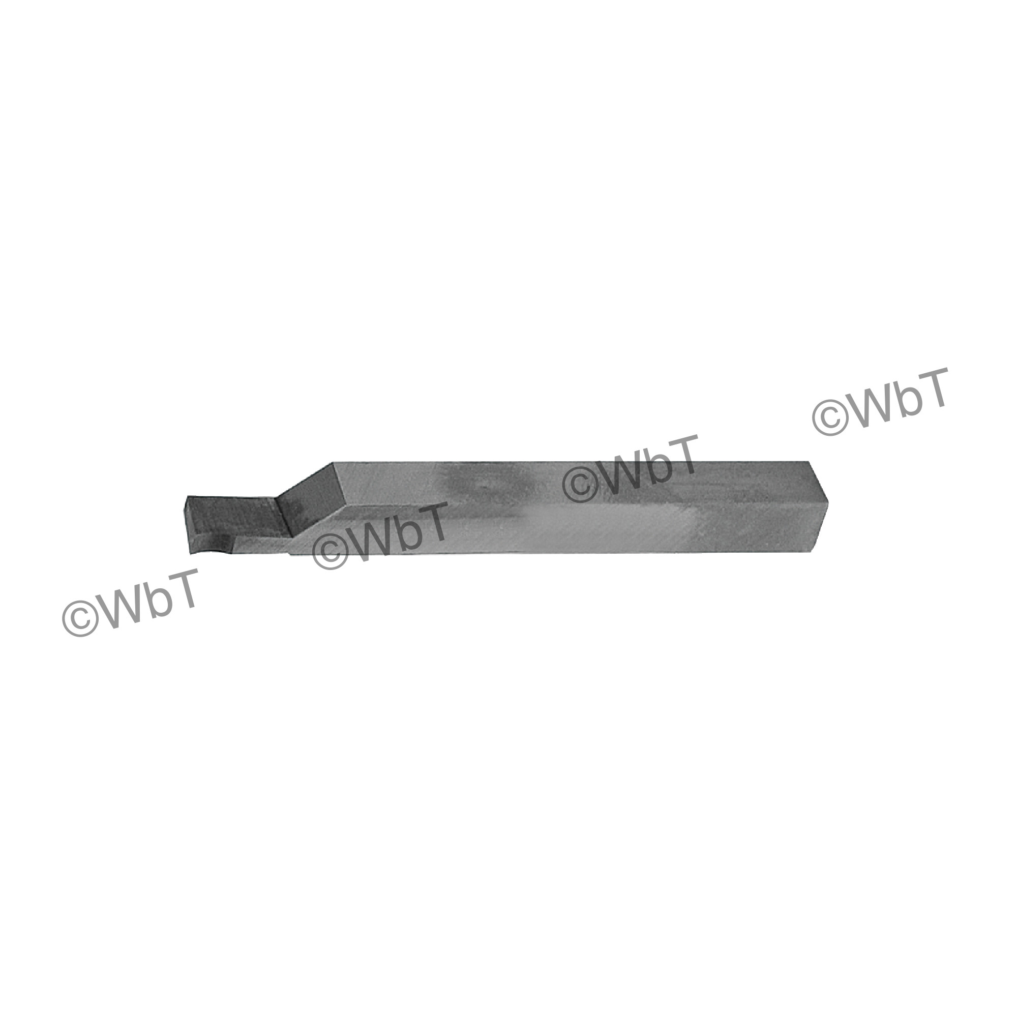 "1/2"" Cut-Off Tool High Speed Steel Lathe Tool"