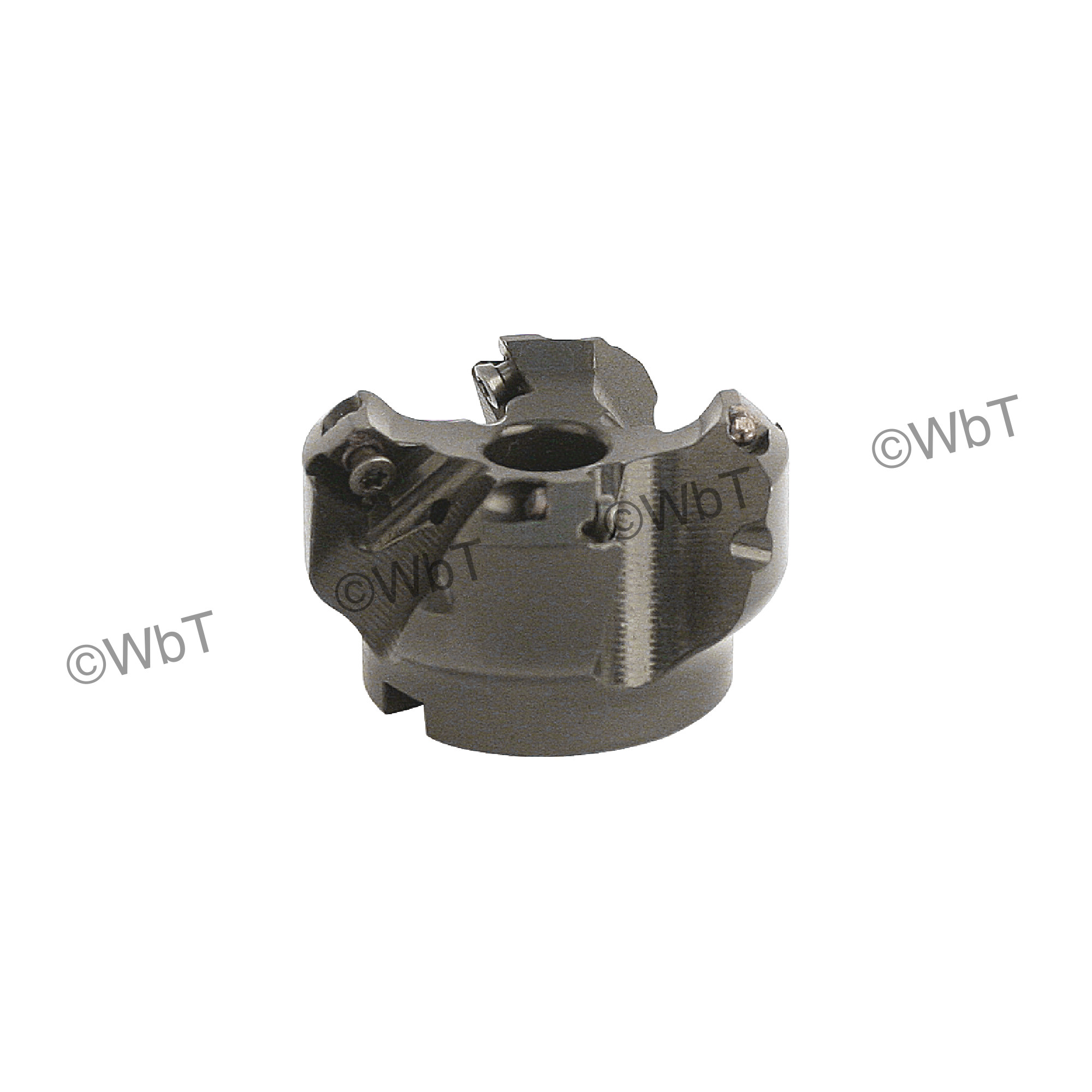"""AKUMA - SEAC.43.200R-4 / 2.000"""" 45° Face Mill for SEHT43AFSN Inserts / Right Hand"""