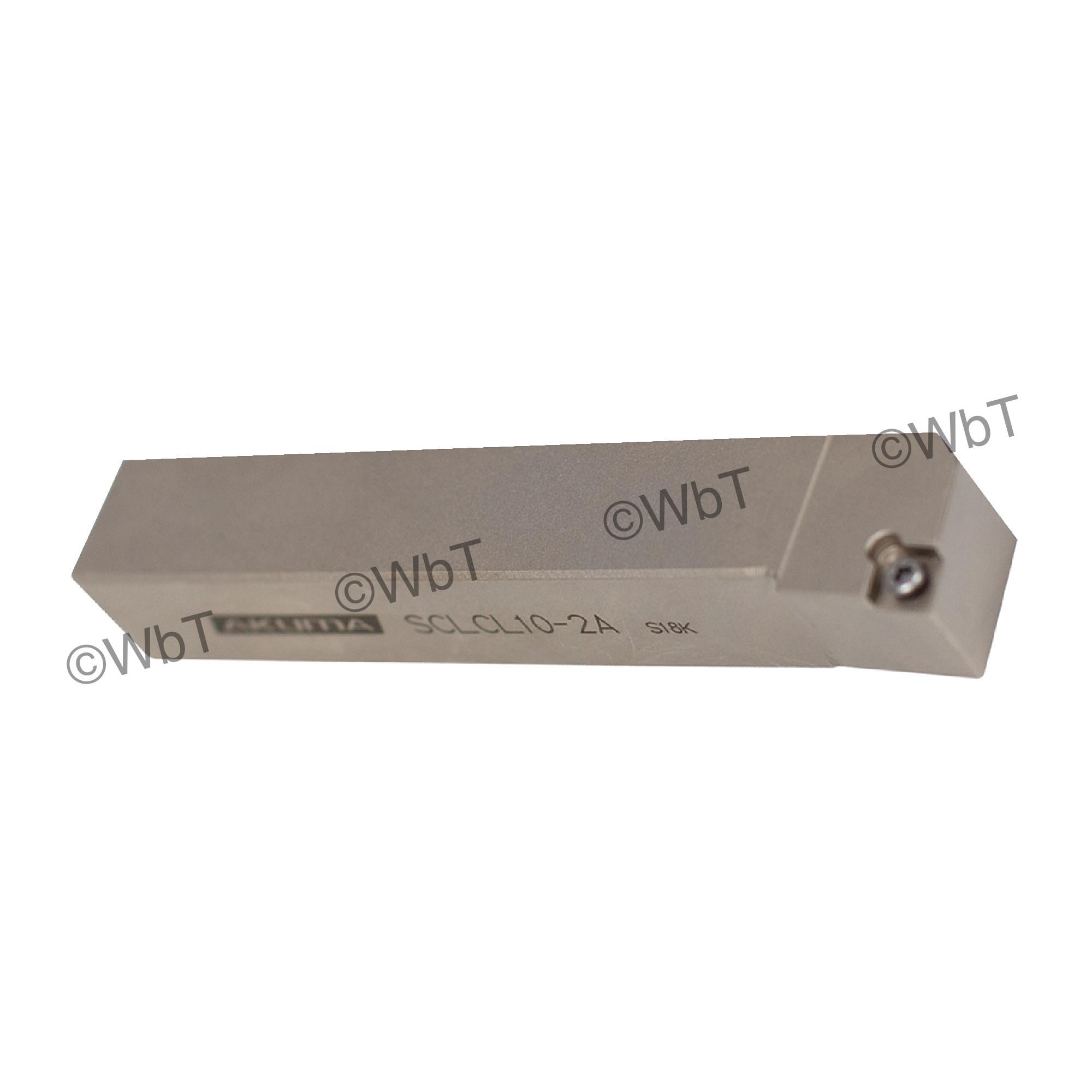 """AKUMA - SCLCL10-2A / 5/8"""" Shank Holder for CCMT2(1.5)_ / Left Hand"""
