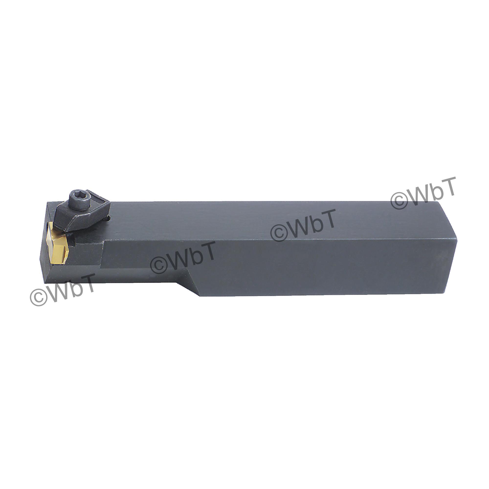 """TTC PRODUCTION - T/NER12-3B / 0.750"""" Shank / 90° External Holder / Size 3 Insert / Right Hand"""