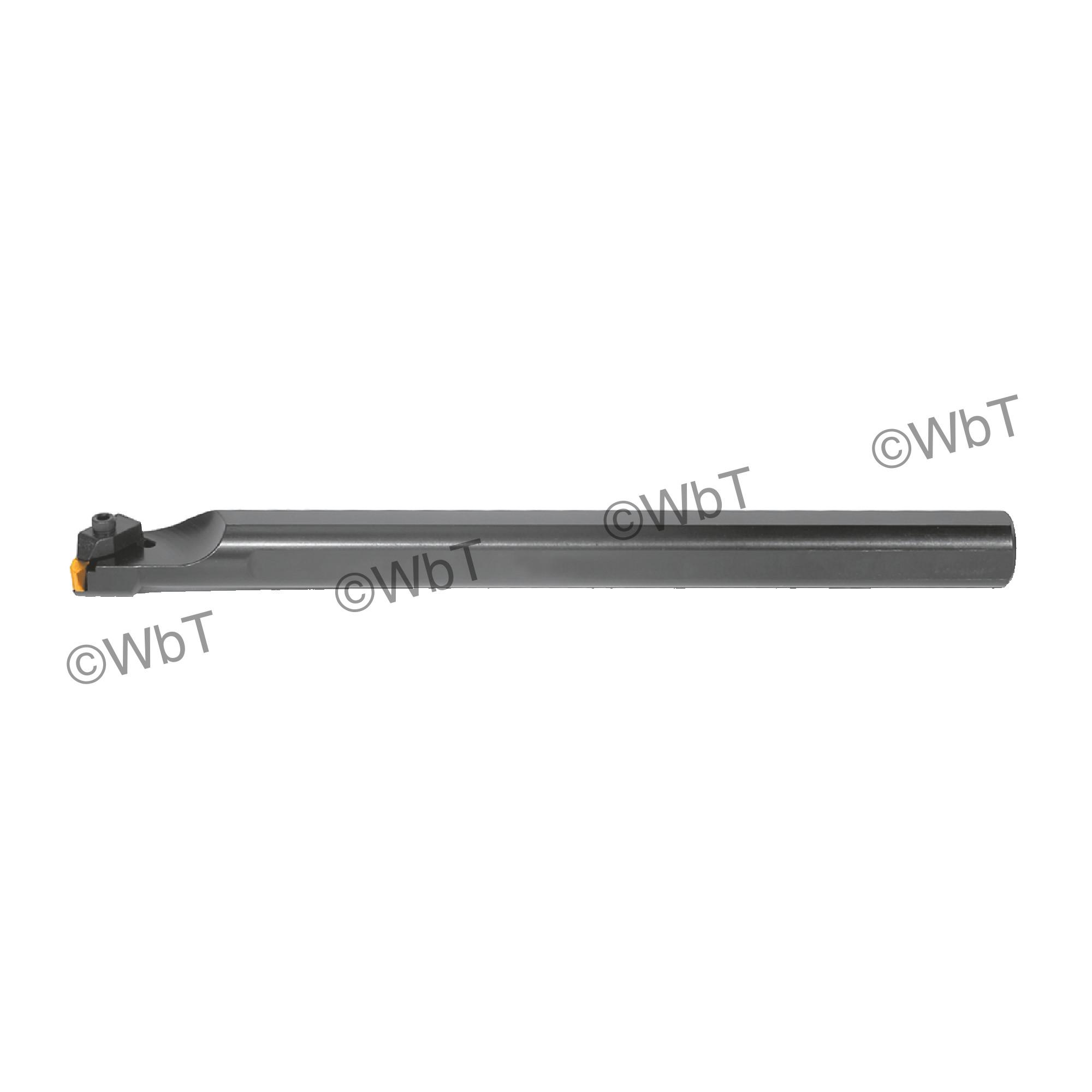 "TTC PRODUCTION - S10S-TNER-2 / 0.625"" Shank Diameter Boring Bar for Size 2 Inserts / Right Hand"