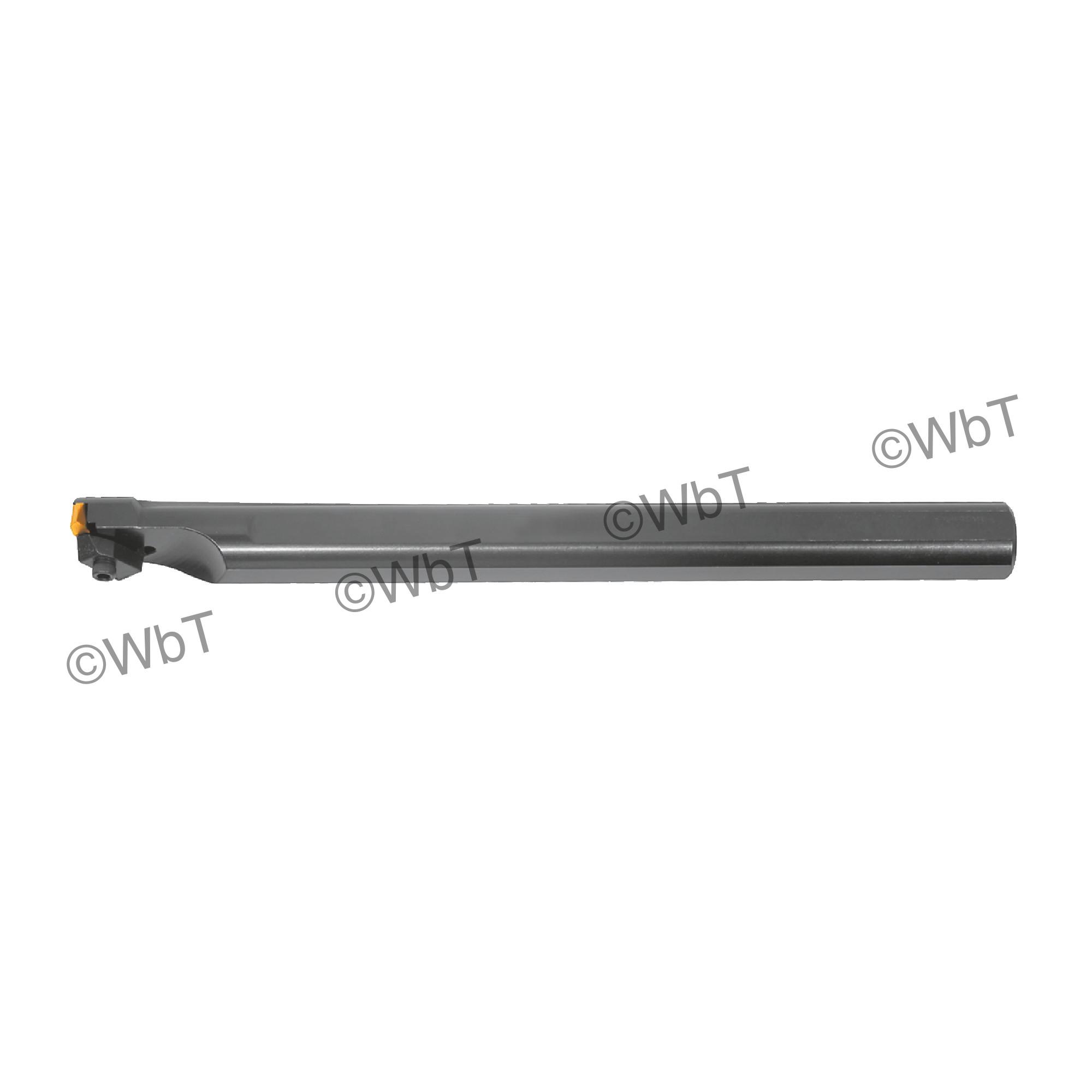 "TTC PRODUCTION - S10S-TNEL-2 / 0.625"" Shank Diameter Boring Bar for Size 2 Inserts / Left Hand"