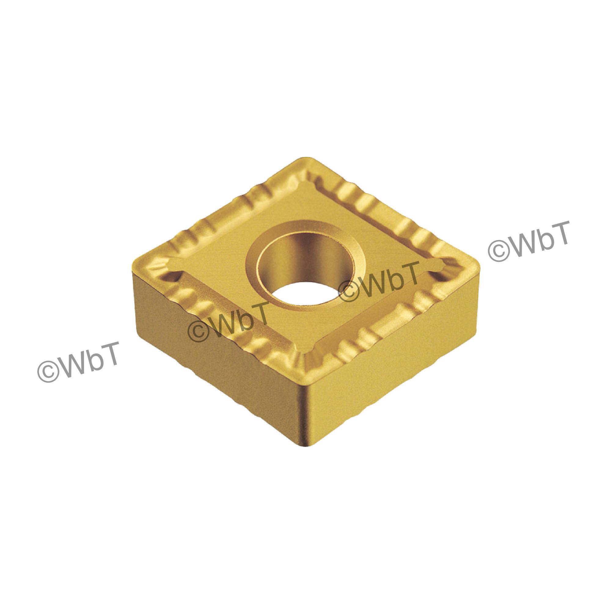 AKUMA - CNMG431-LMP1 CT25M - 80° Diamond / Indexable Carbide Turning Insert