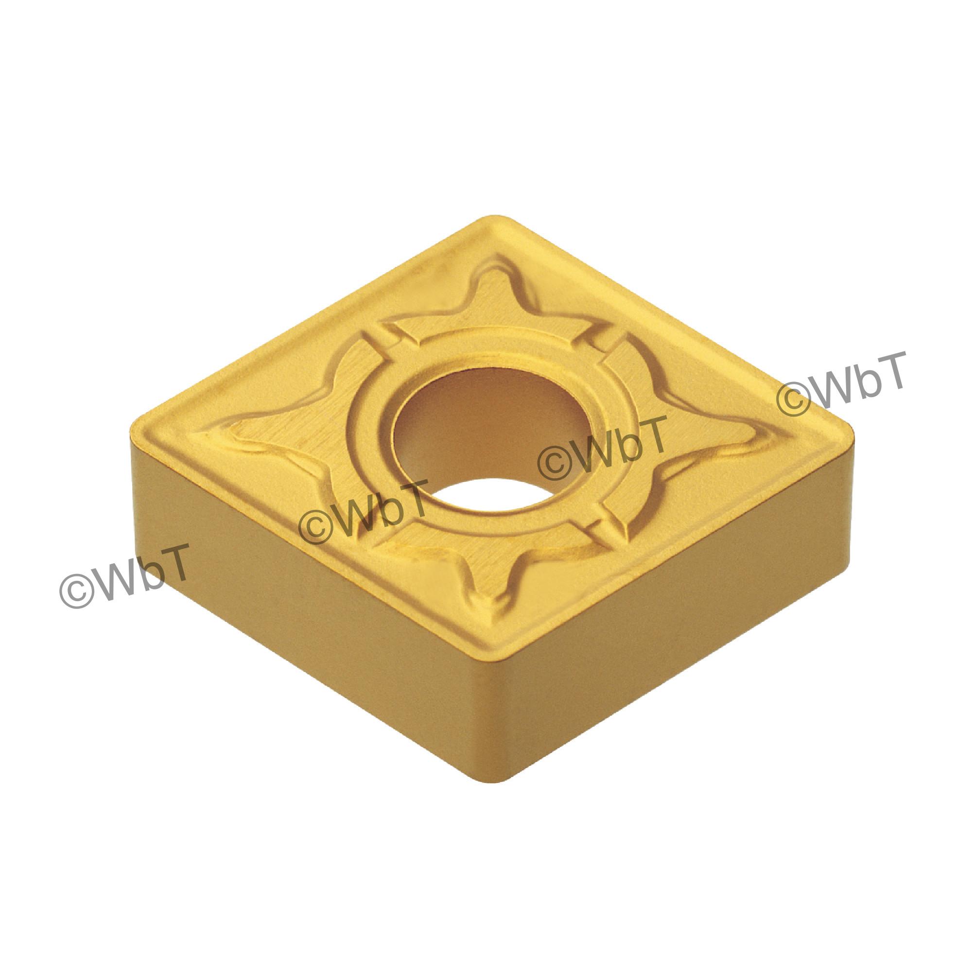 AKUMA - CNMG432-HRP1 CT25M - 80° Diamond / Indexable Carbide Turning Insert