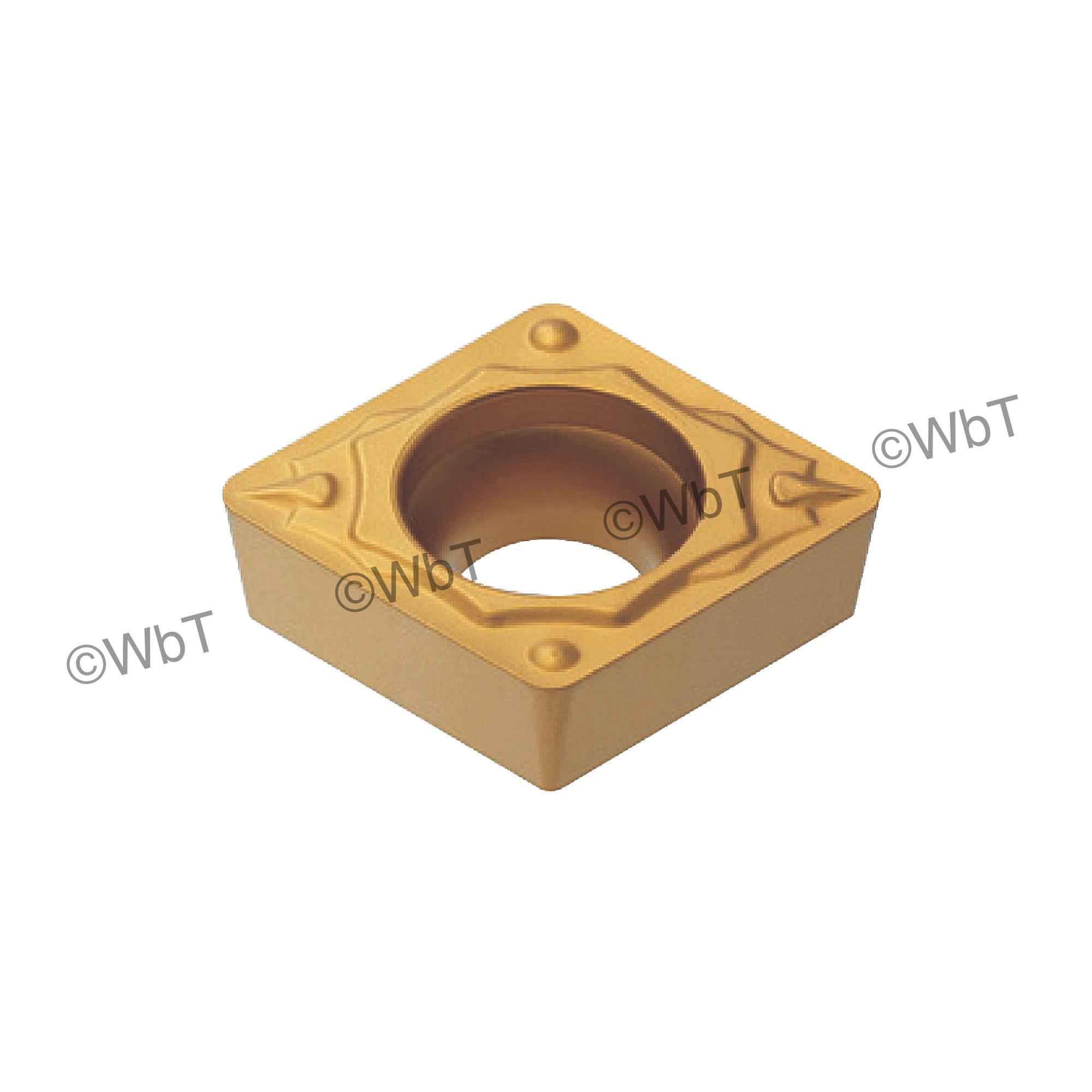 AKUMA - CCMT2(1.5)0.5-FP1 CT25M - 80° Diamond / Indexable Carbide Turning Insert