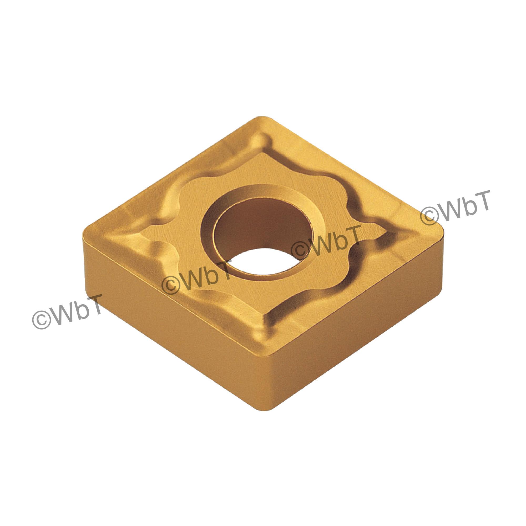 AKUMA - CNMG431-MRM1 CT25M - 80° Diamond / Indexable Carbide Turning Insert